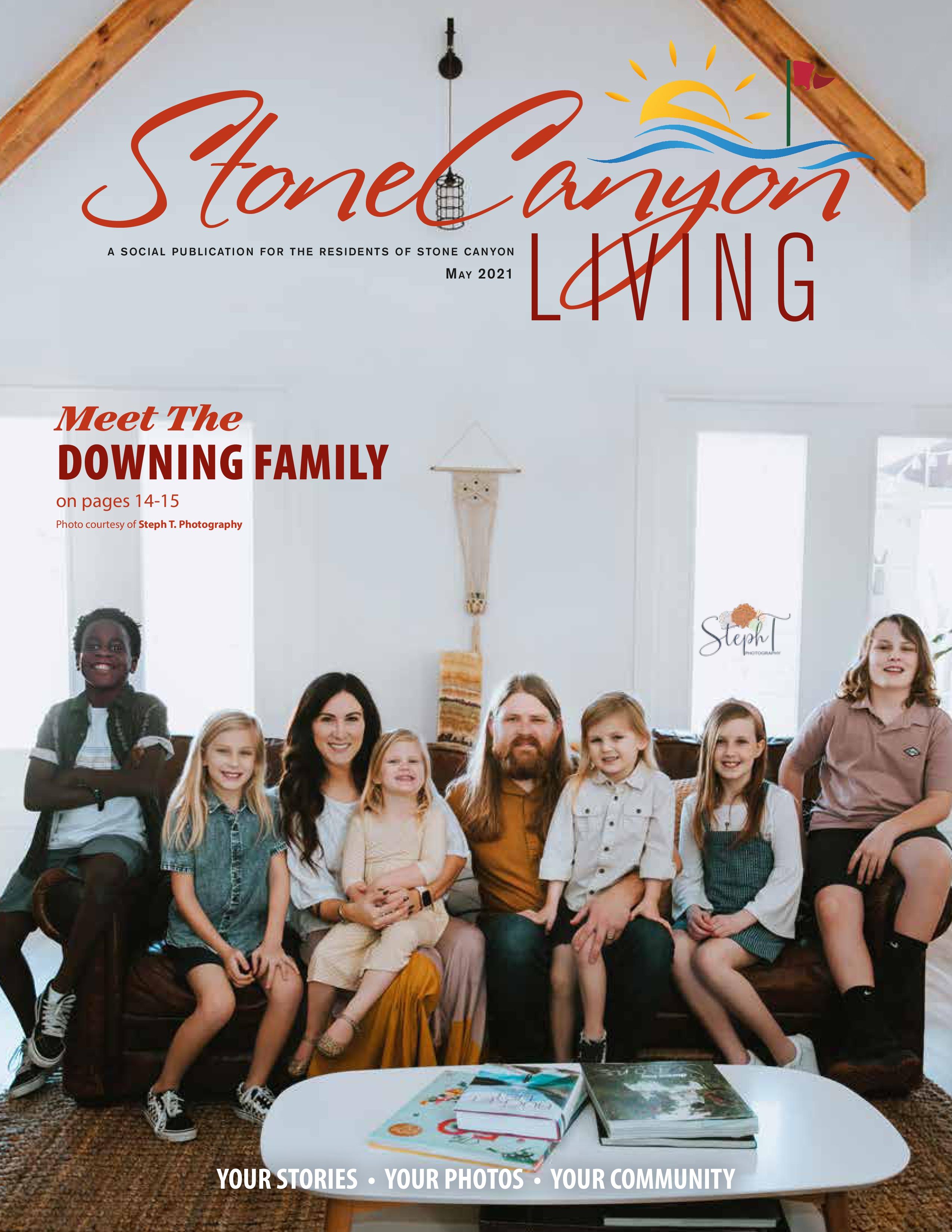 Stone Canyon Living 2021-05-01