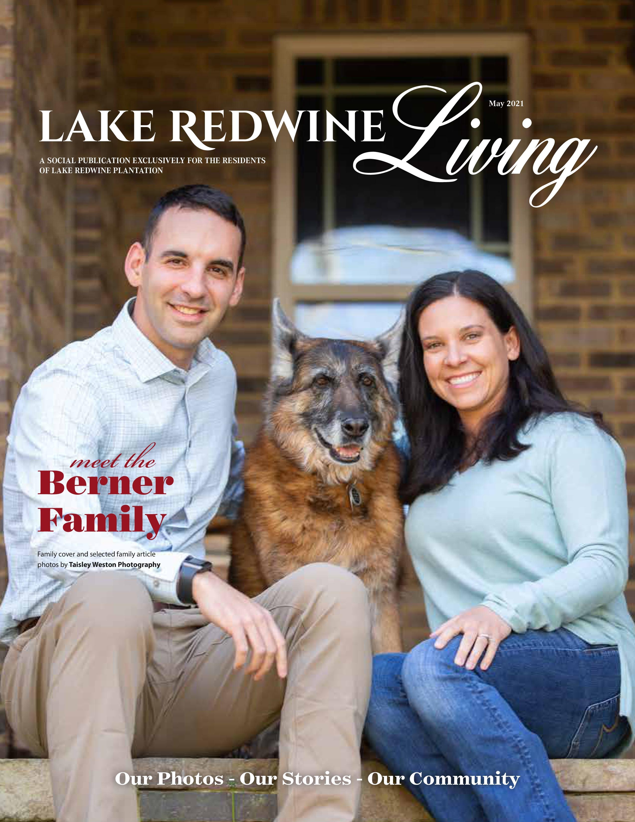 Lake Redwine Living 2021-05-01