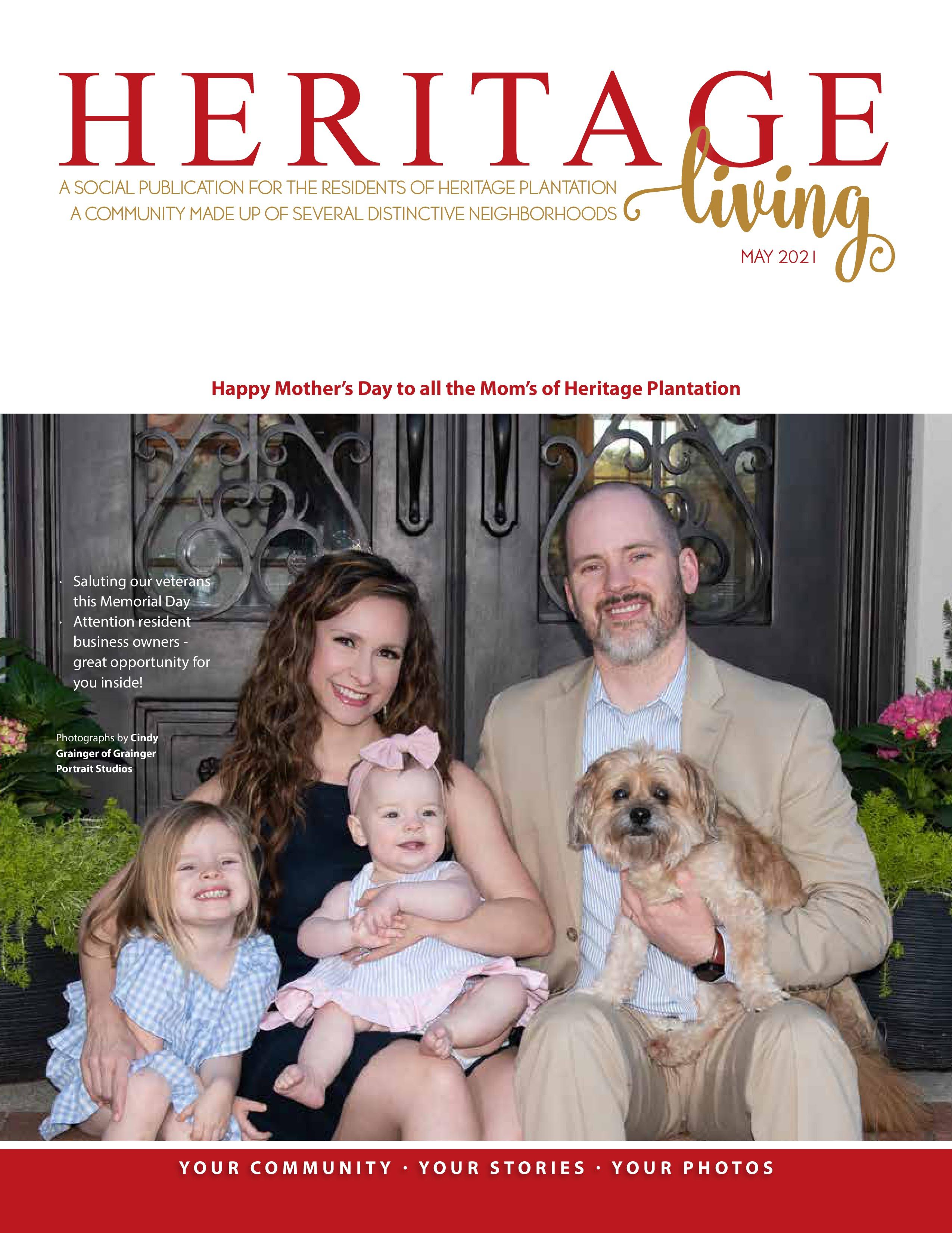 Heritage Living 2021-05-01