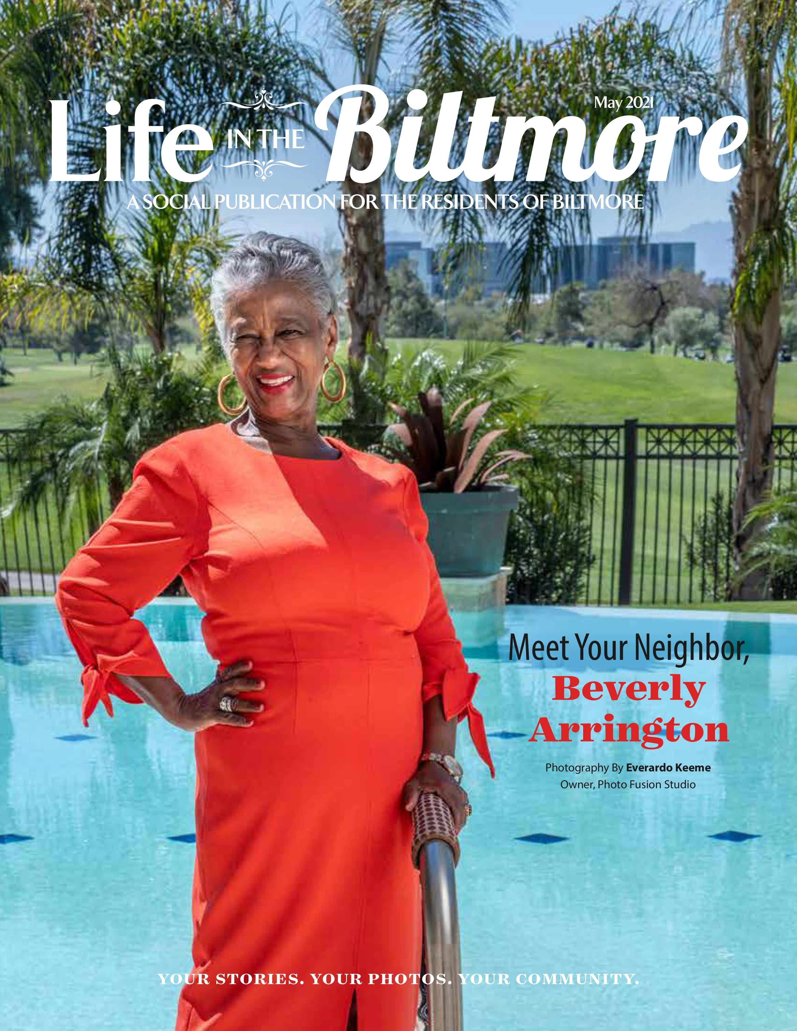 Life in the Biltmore 2021-05-01