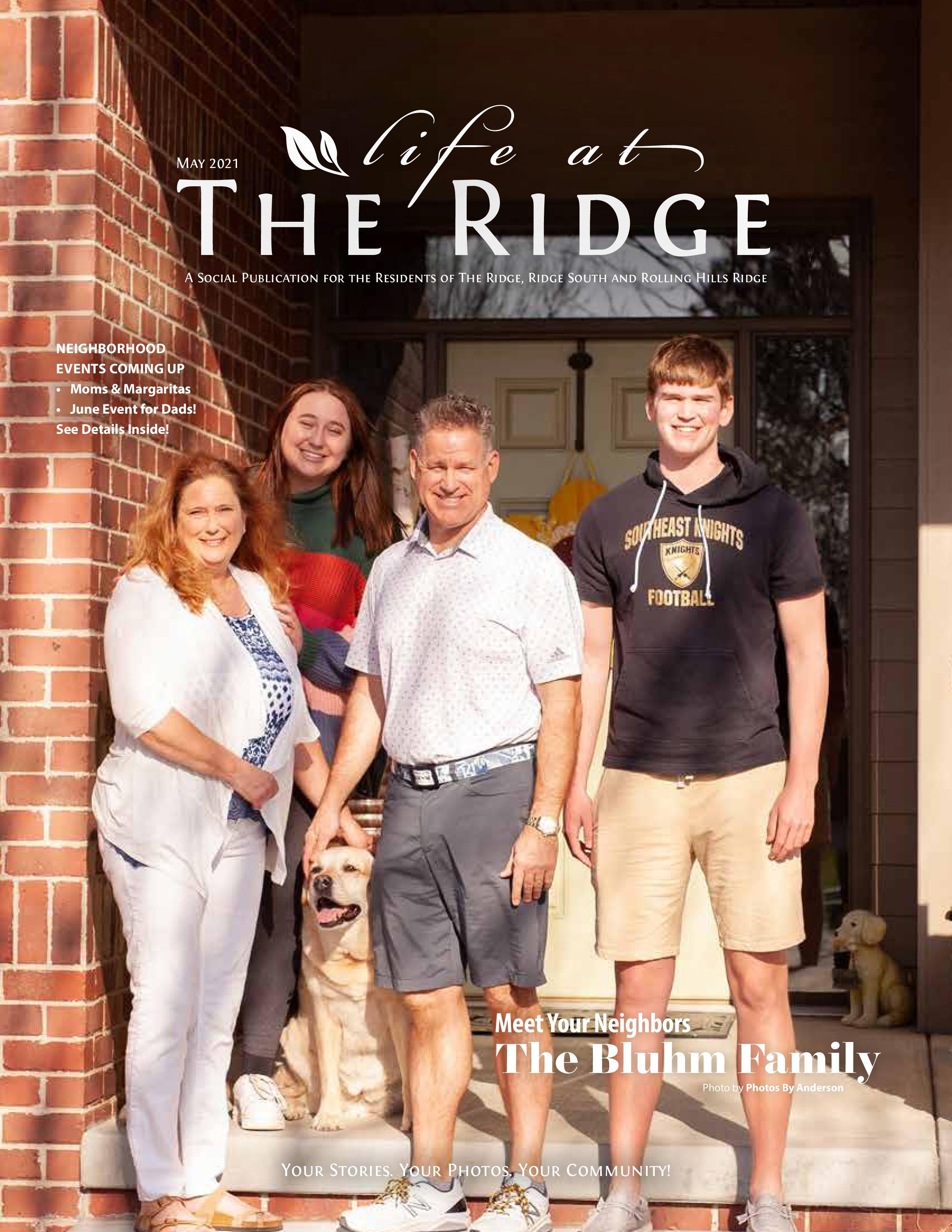 Life At The Ridge 2021-05-01