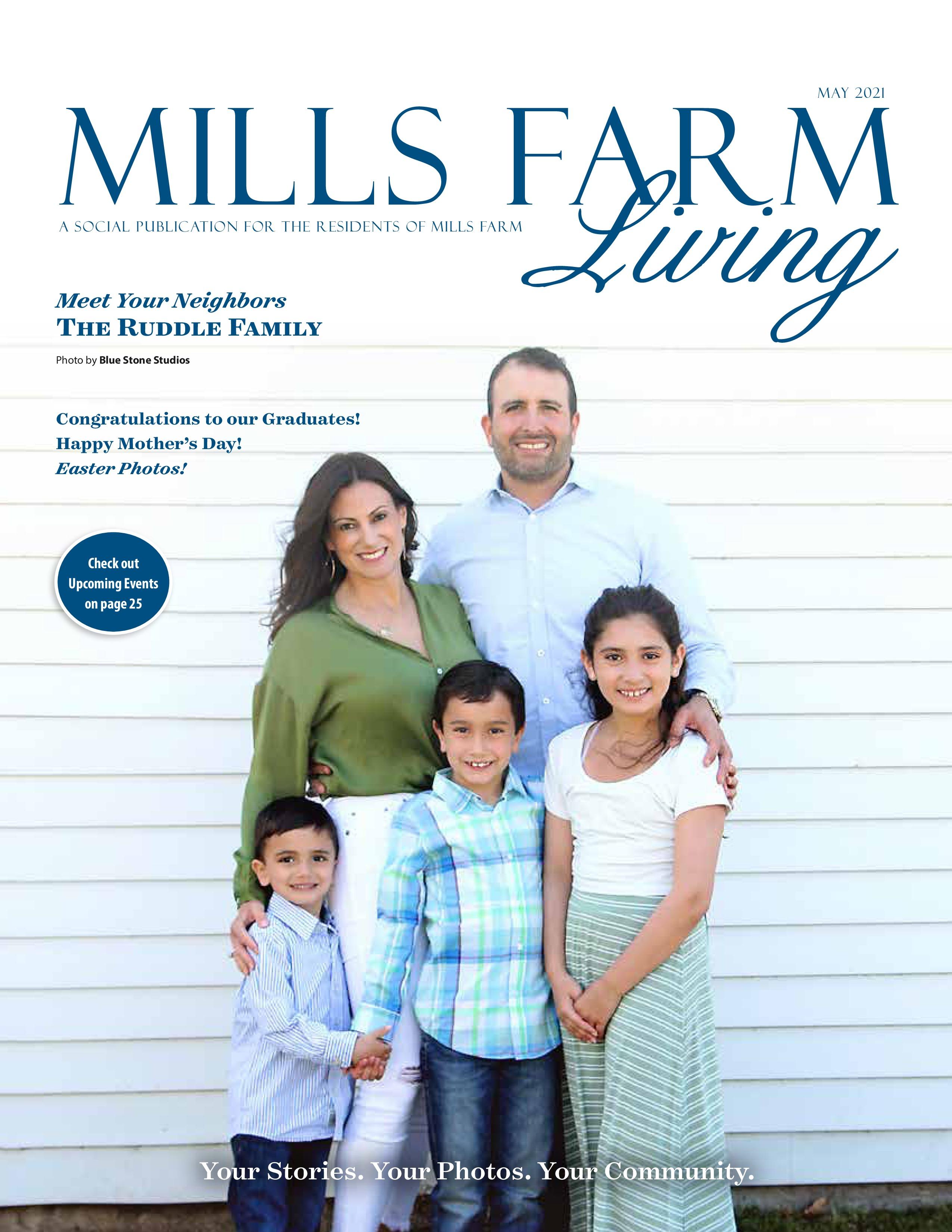 Mills Farm Living 2021-05-01