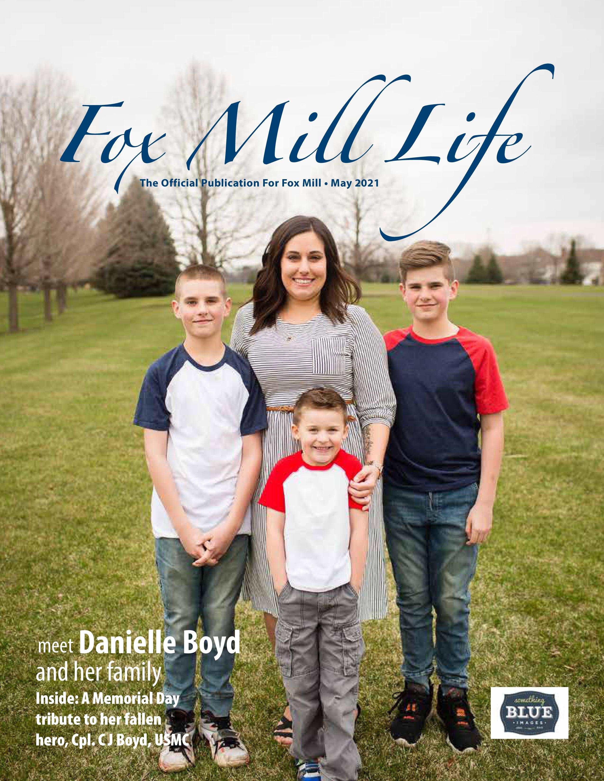 Fox Mill Life 2021-05-01