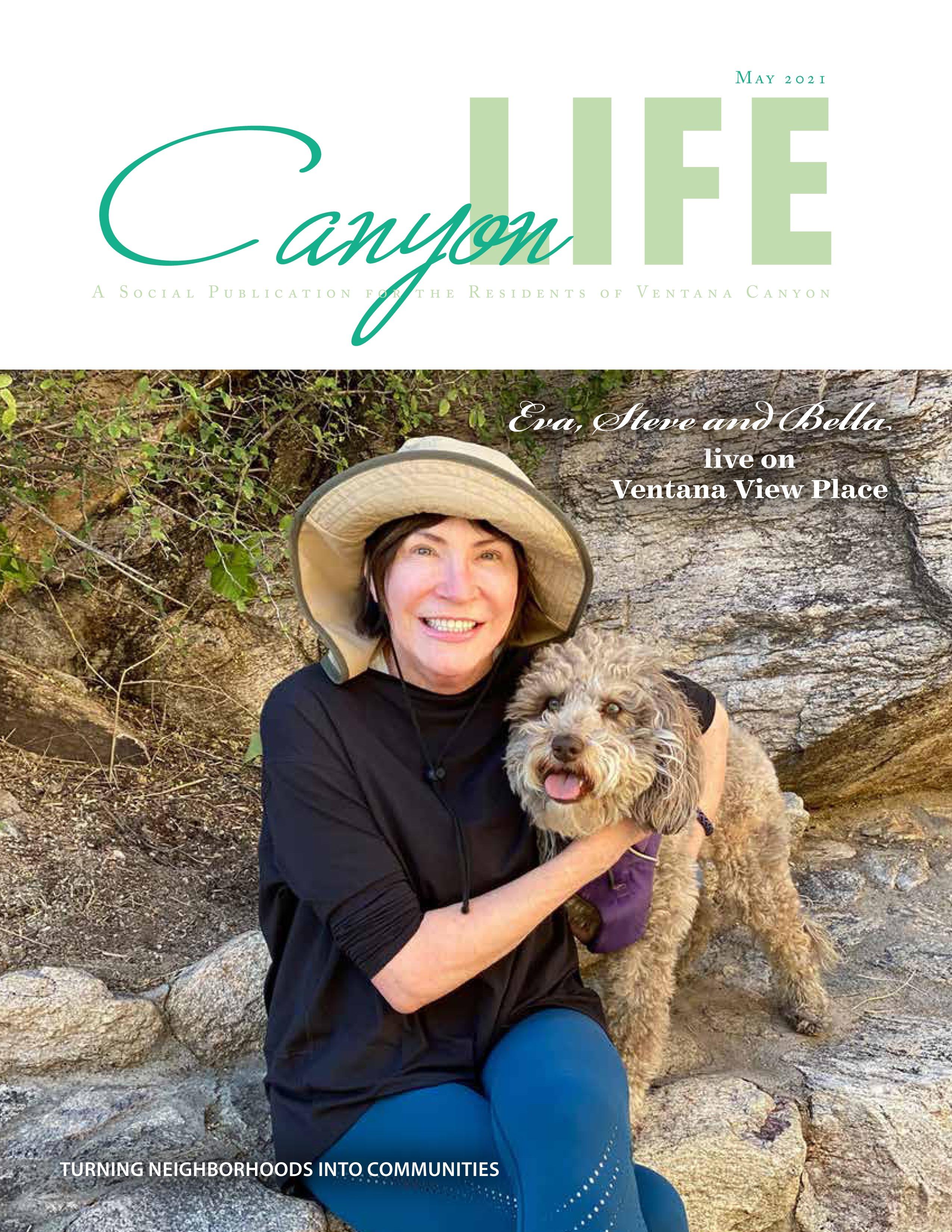 Canyon Life 2021-05-01