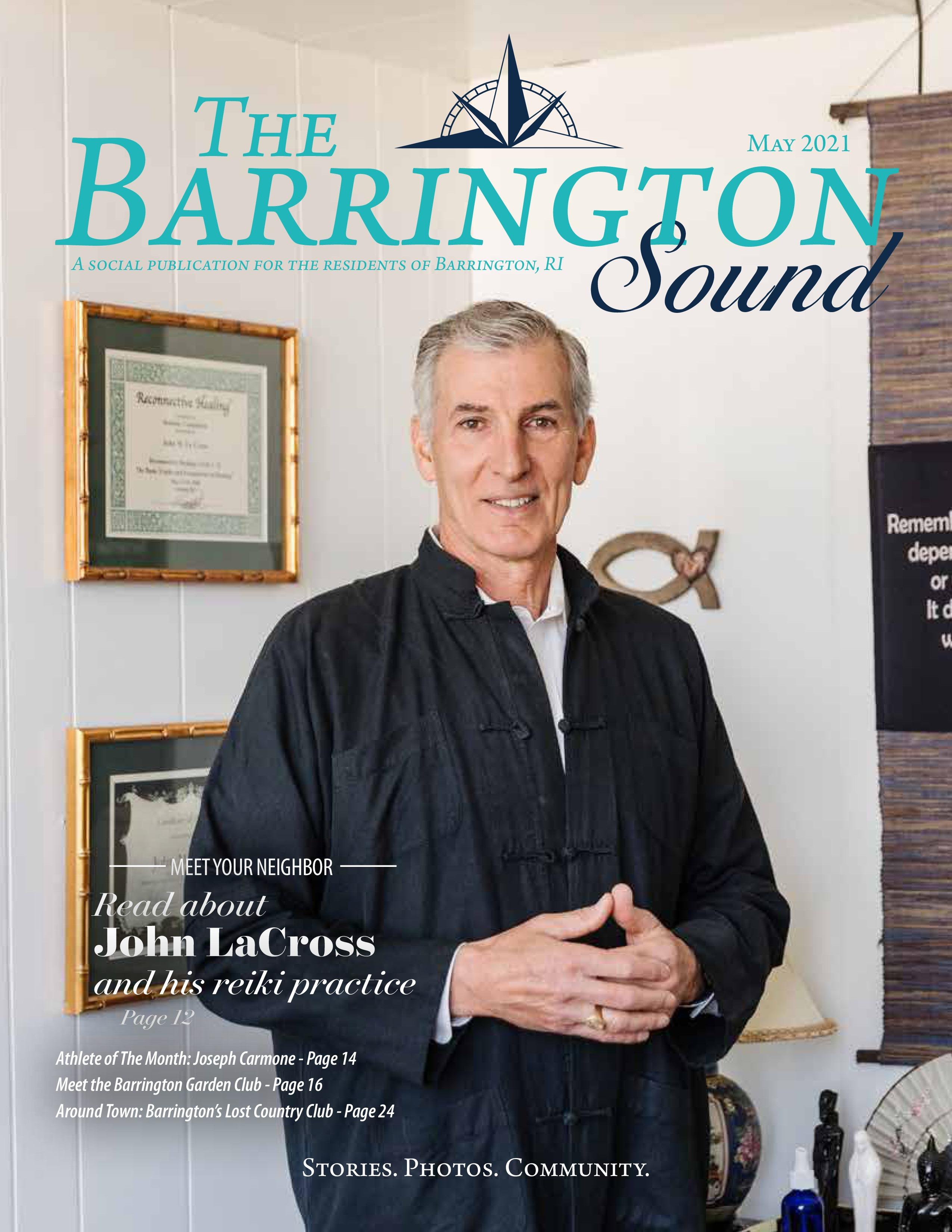 The Barrington Sound 2021-05-01