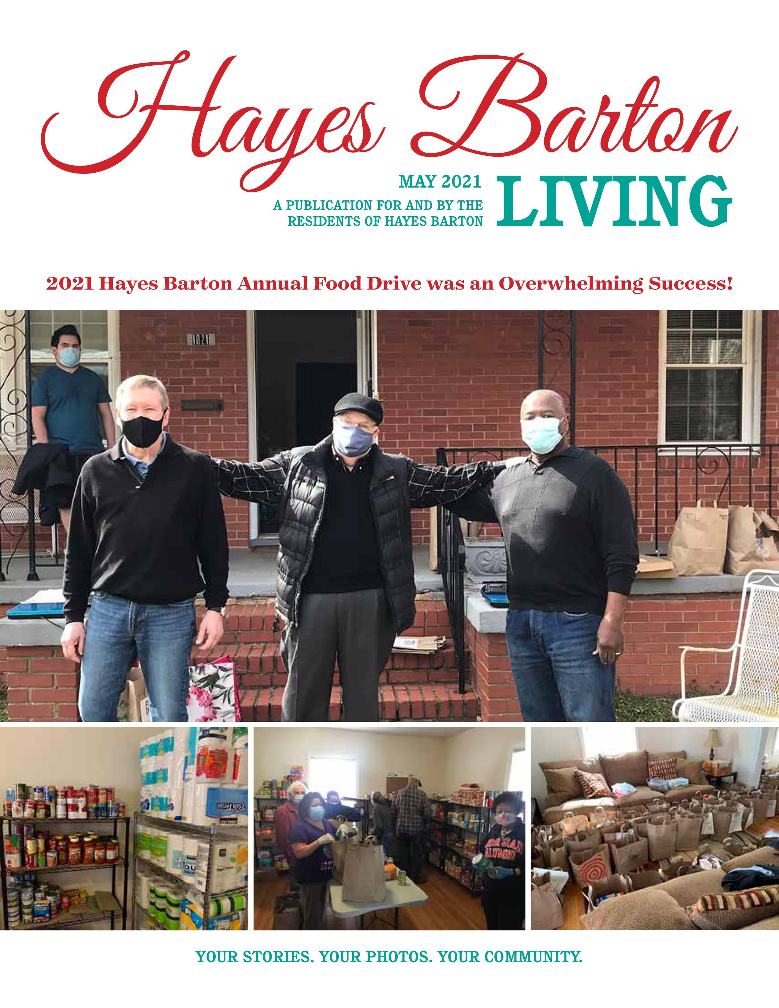 Hayes Barton Living 2021-05-01