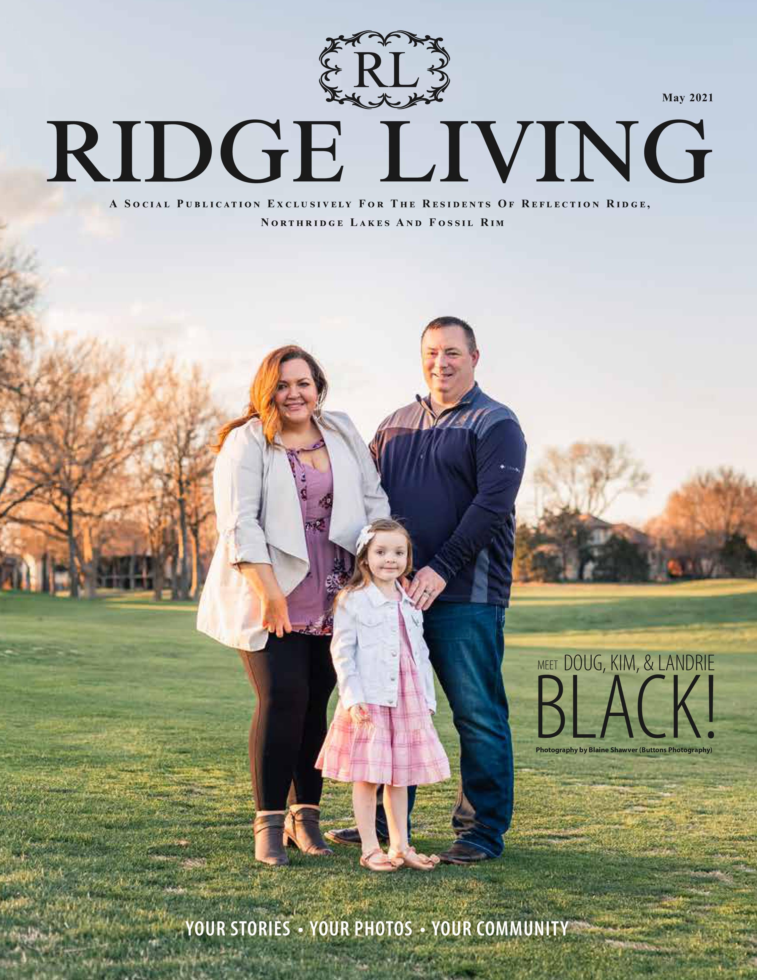 Ridge Living 2021-05-01