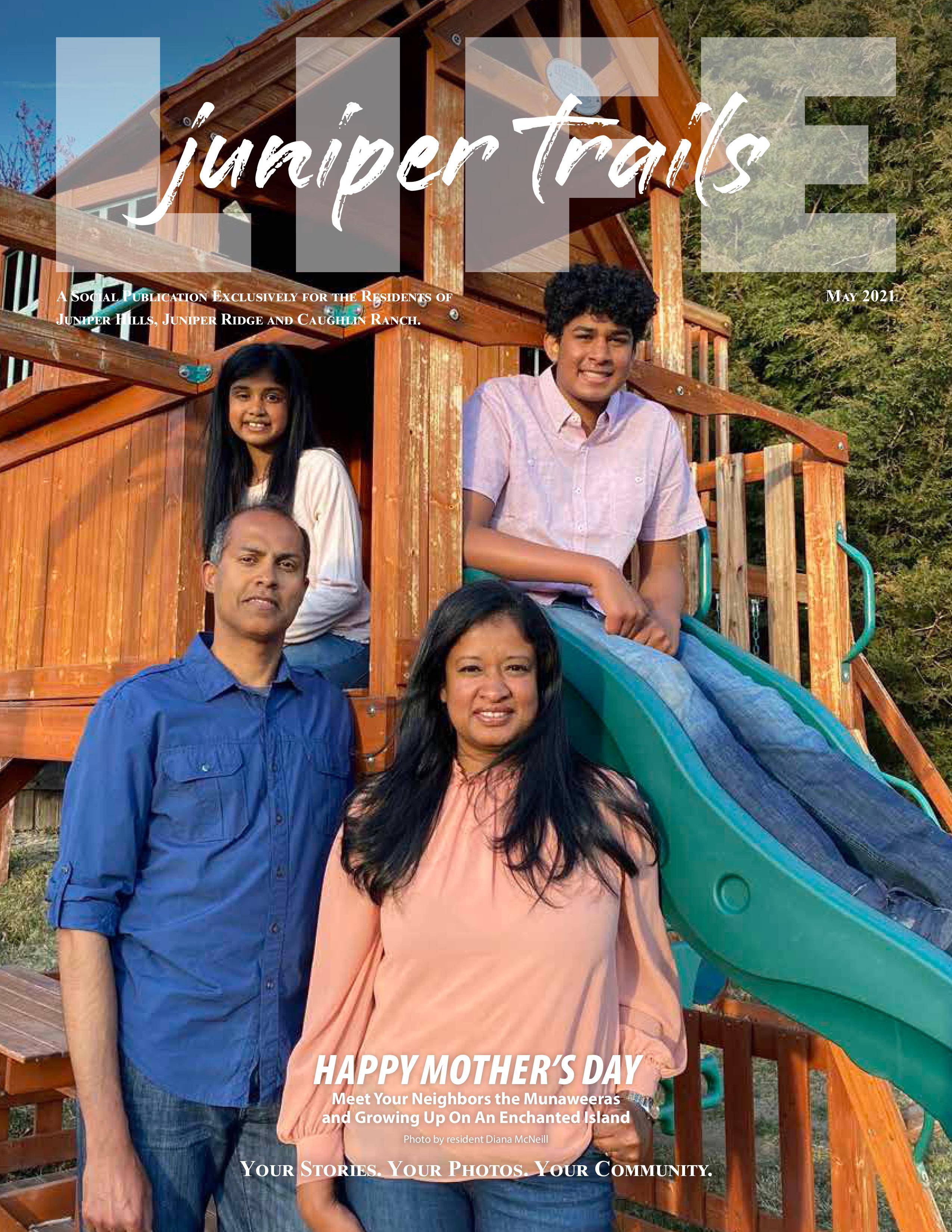 Juniper Trails 2021-05-01