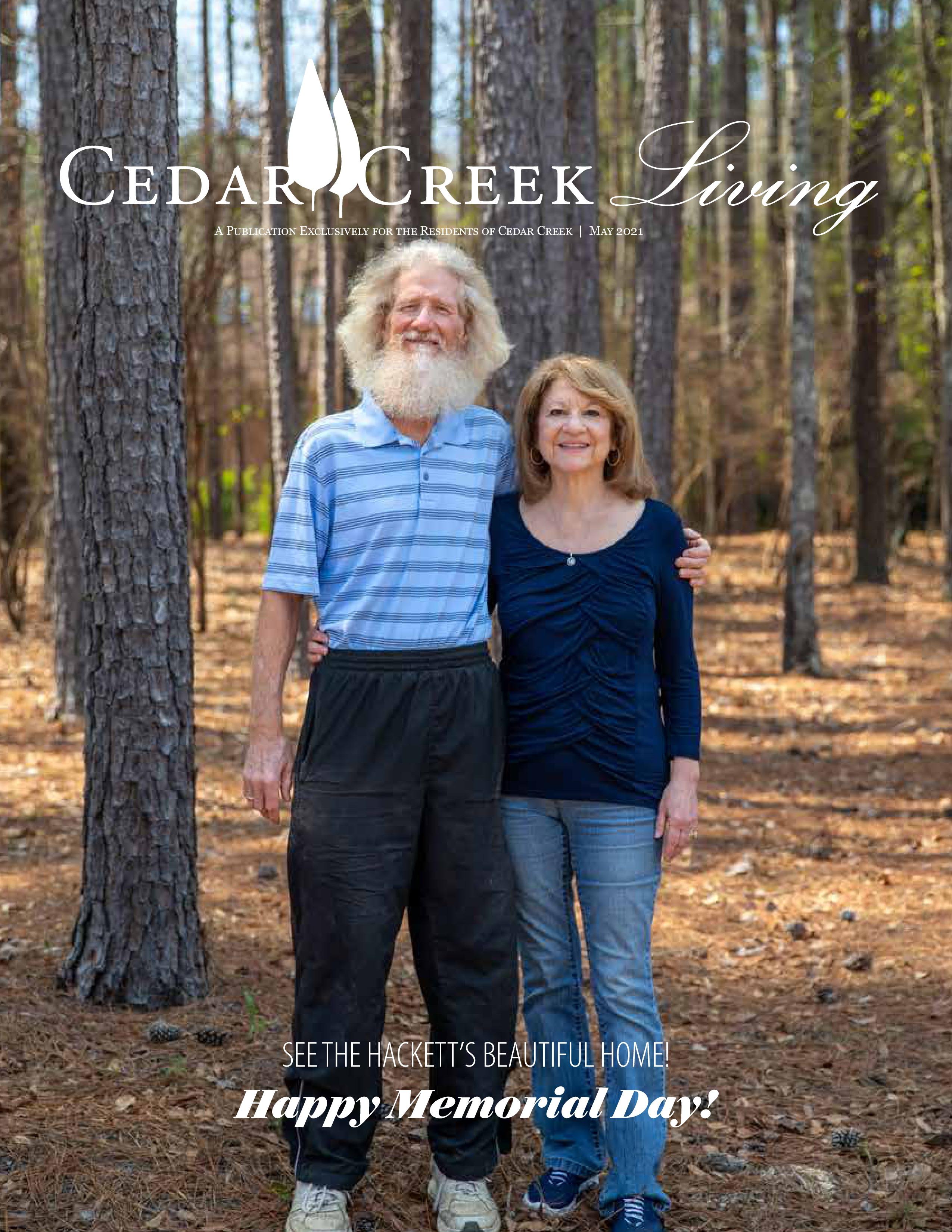 Cedar Creek Living 2021-05-01