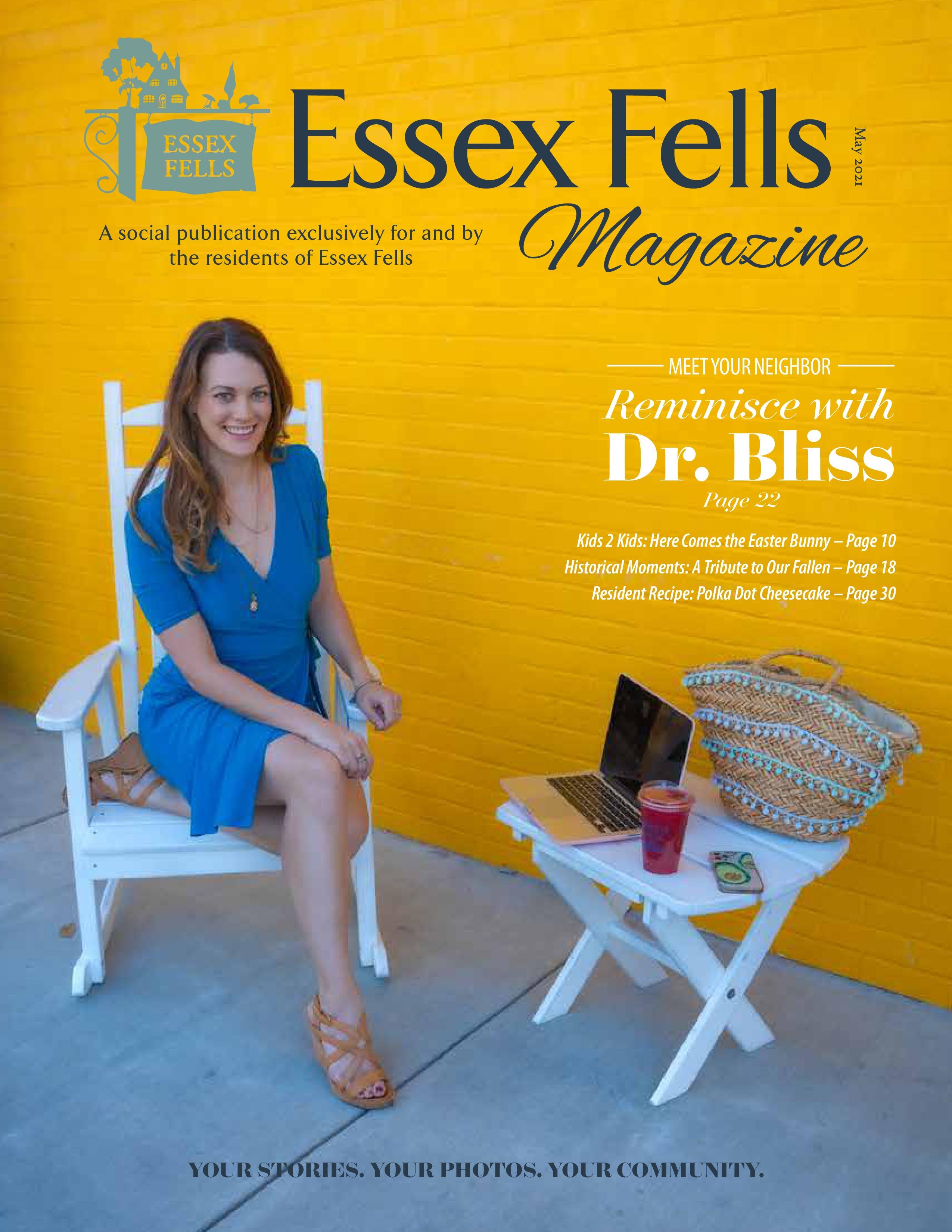 Essex Fells Magazine 2021-05-01