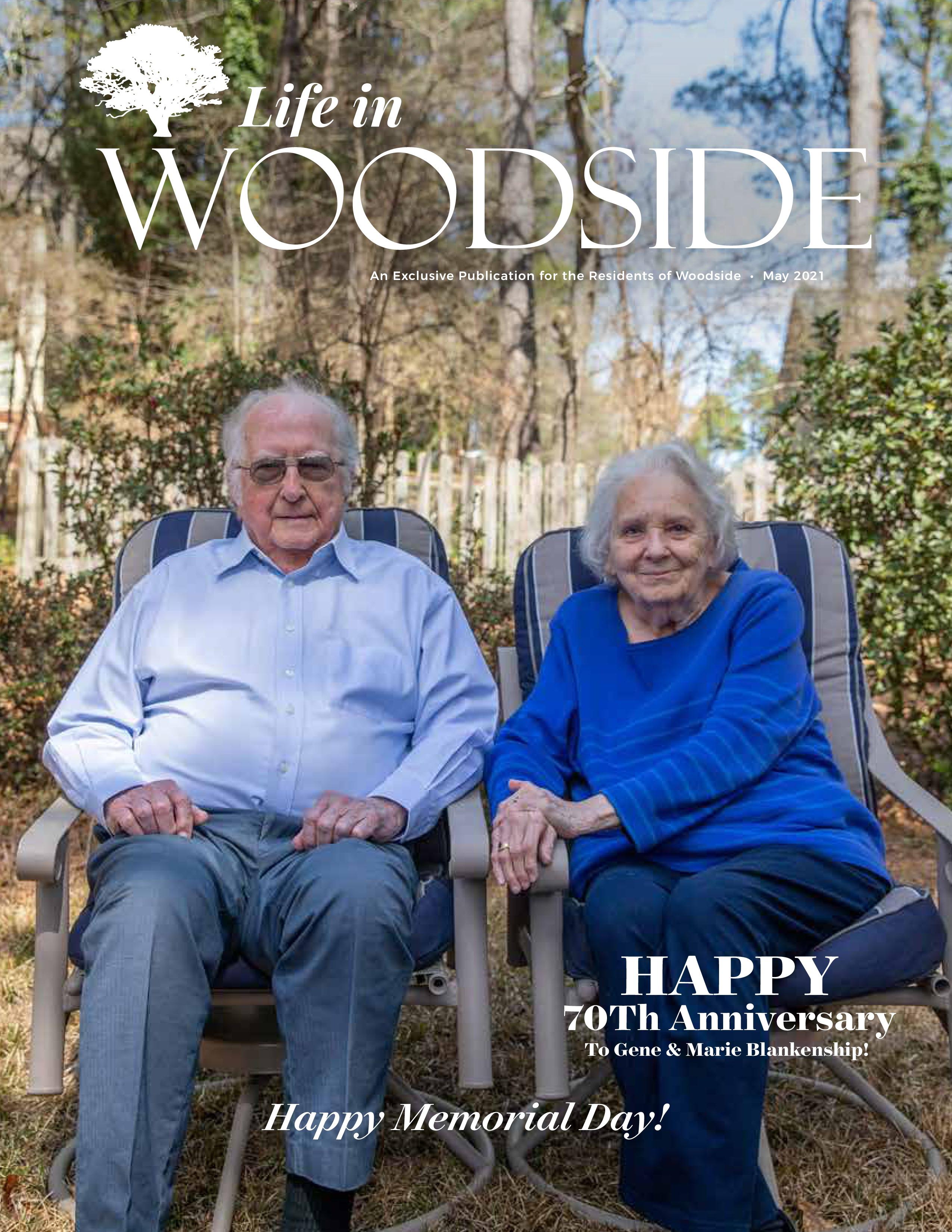 Life in Woodside 2021-05-01