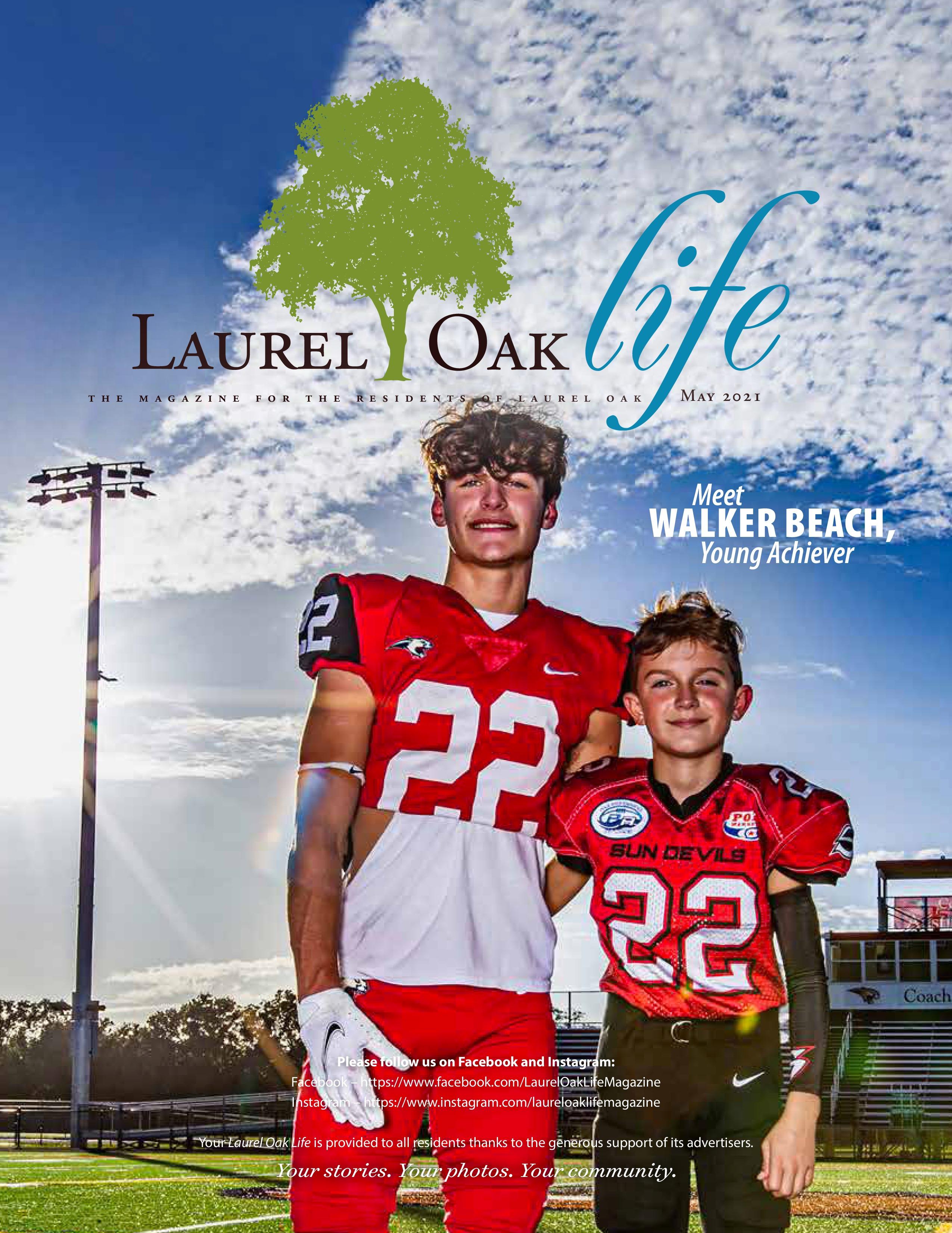 Laurel Oak Life 2021-05-01