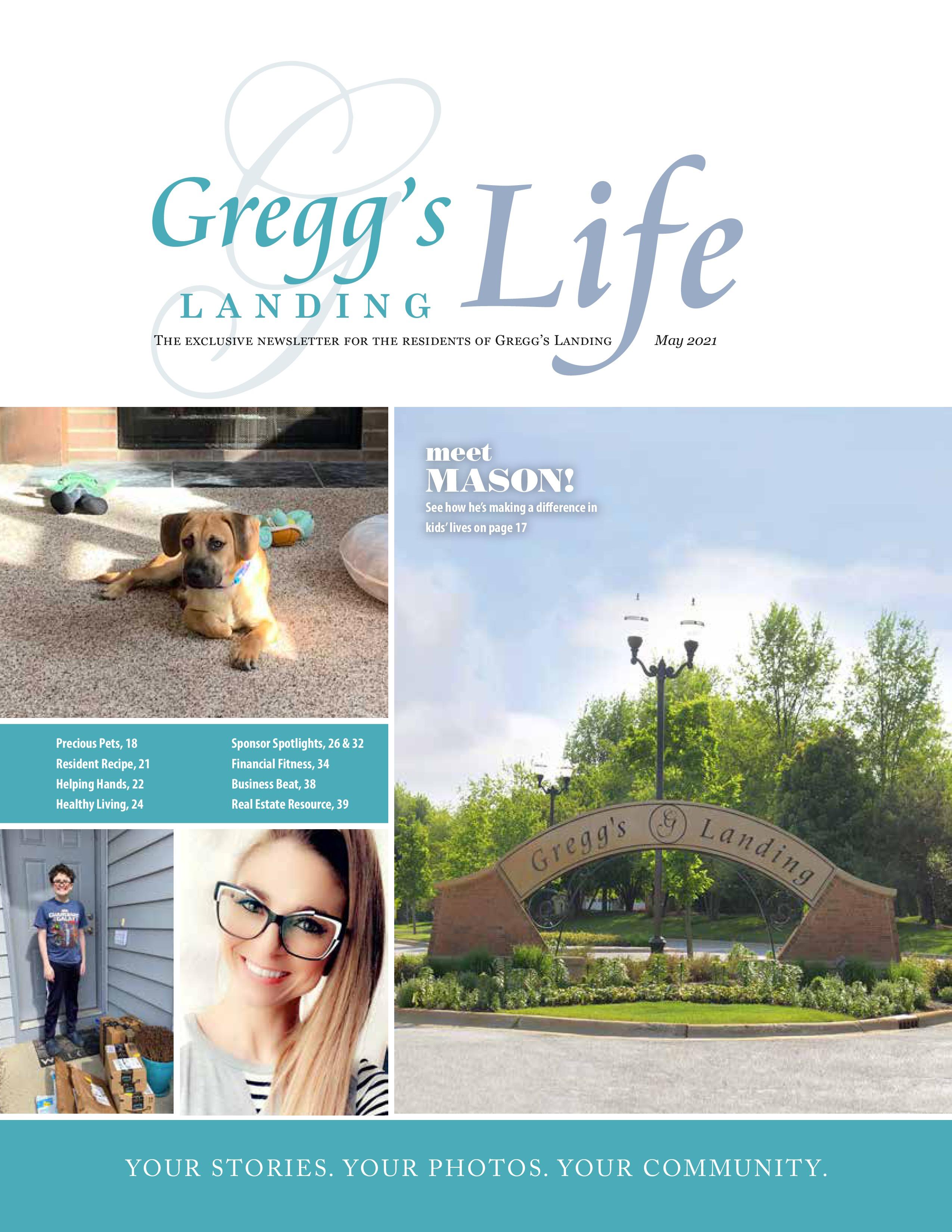 Gregg's Landing Life 2021-05-01