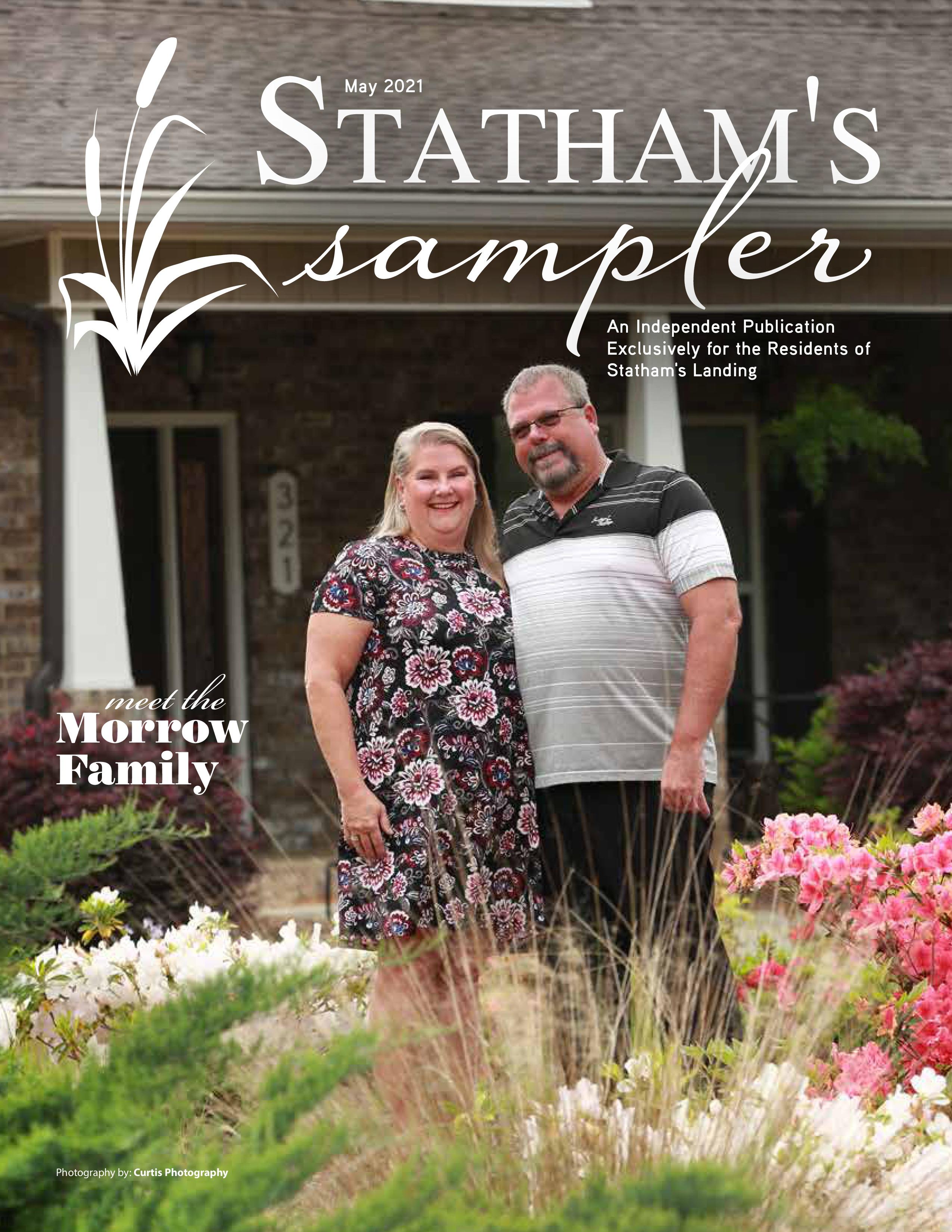 Statham's Sampler 2021-05-01