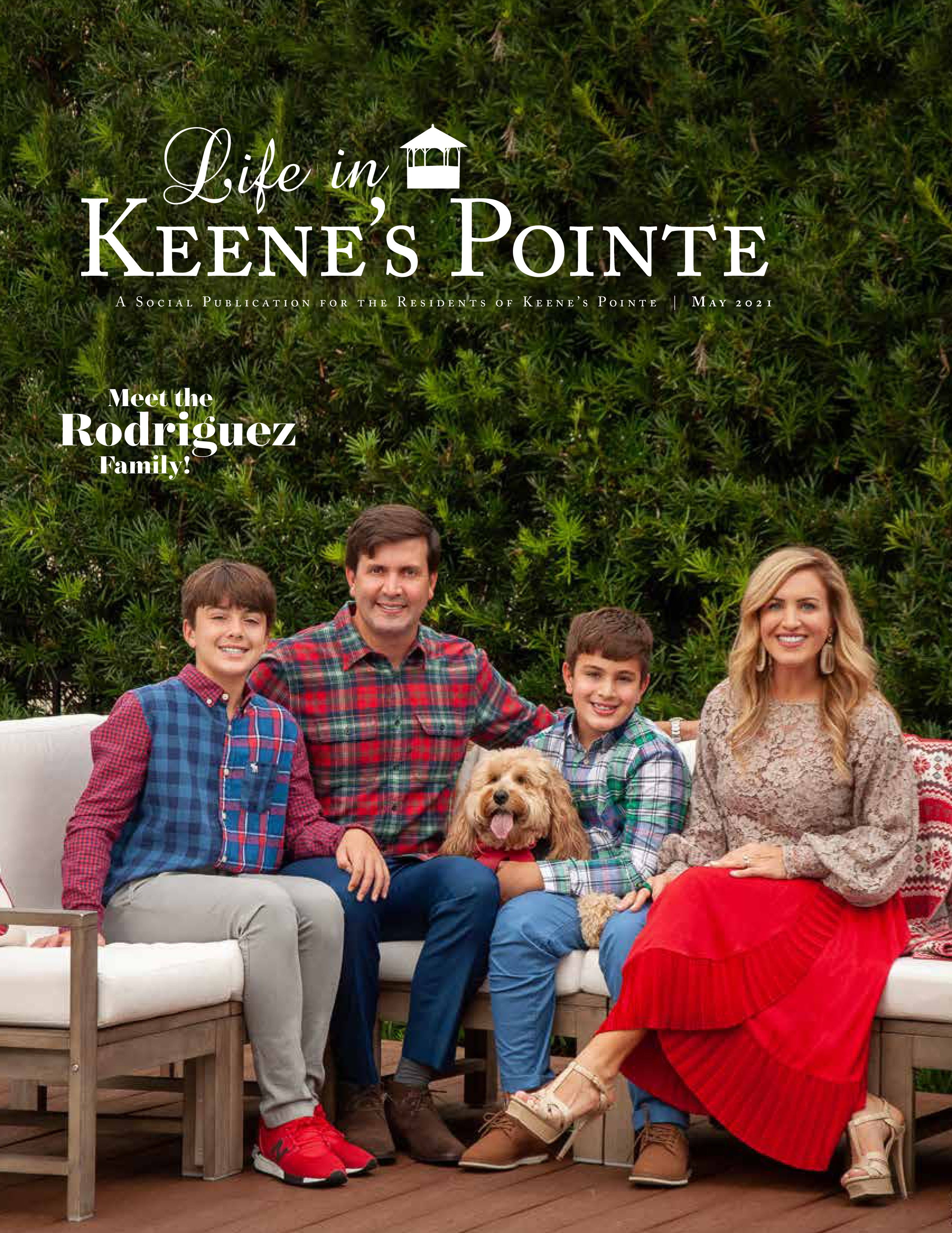 Life in Keene's Pointe 2021-05-01