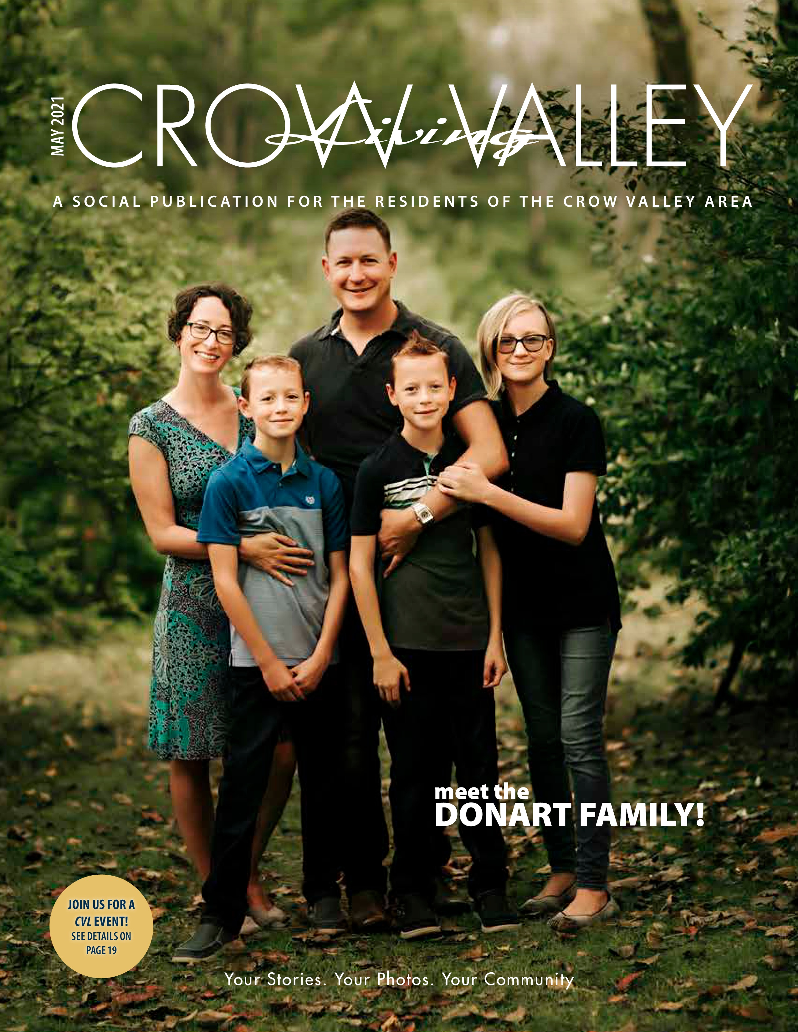 Crow Valley Living 2021-05-01