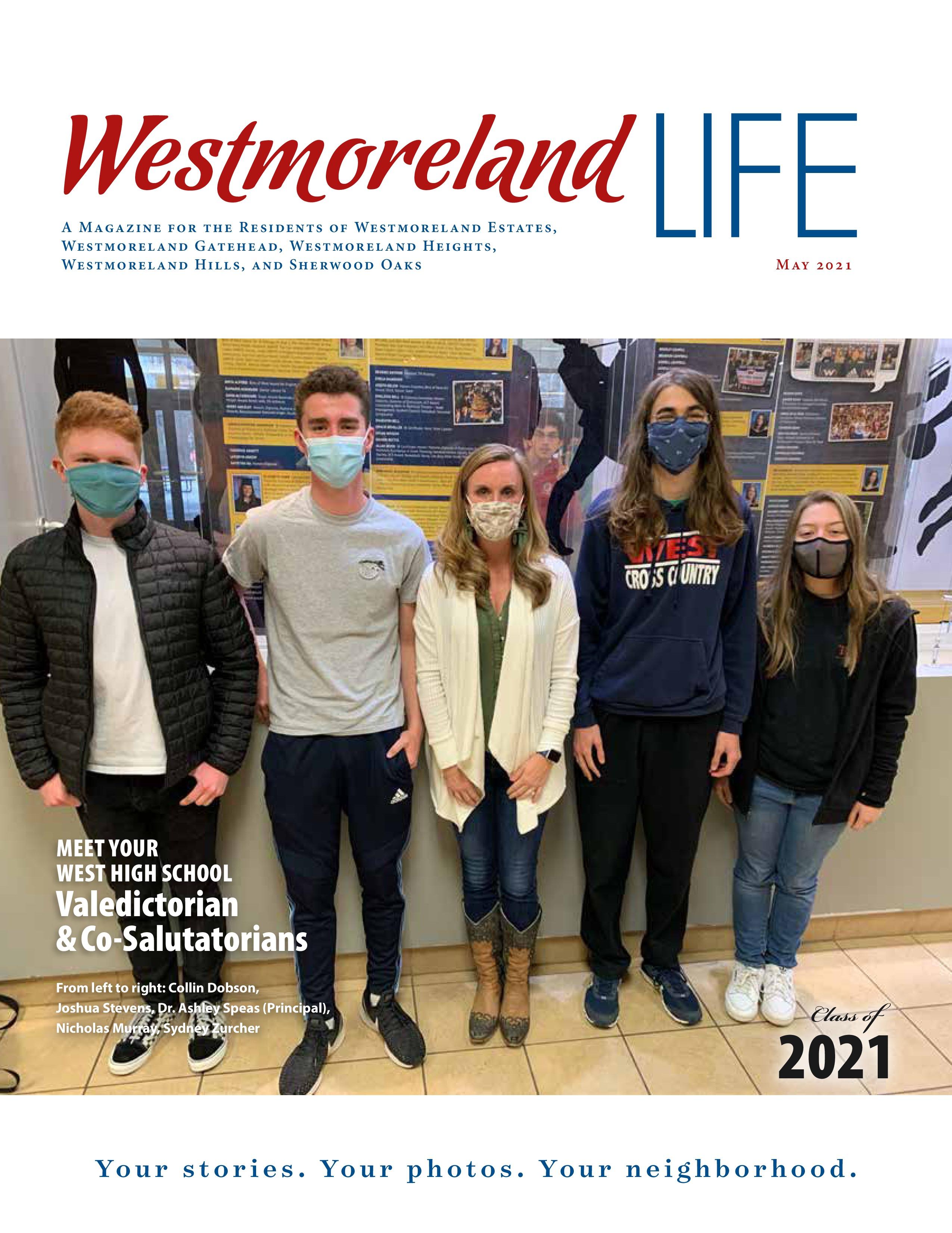 Westmoreland Life 2021-05-01