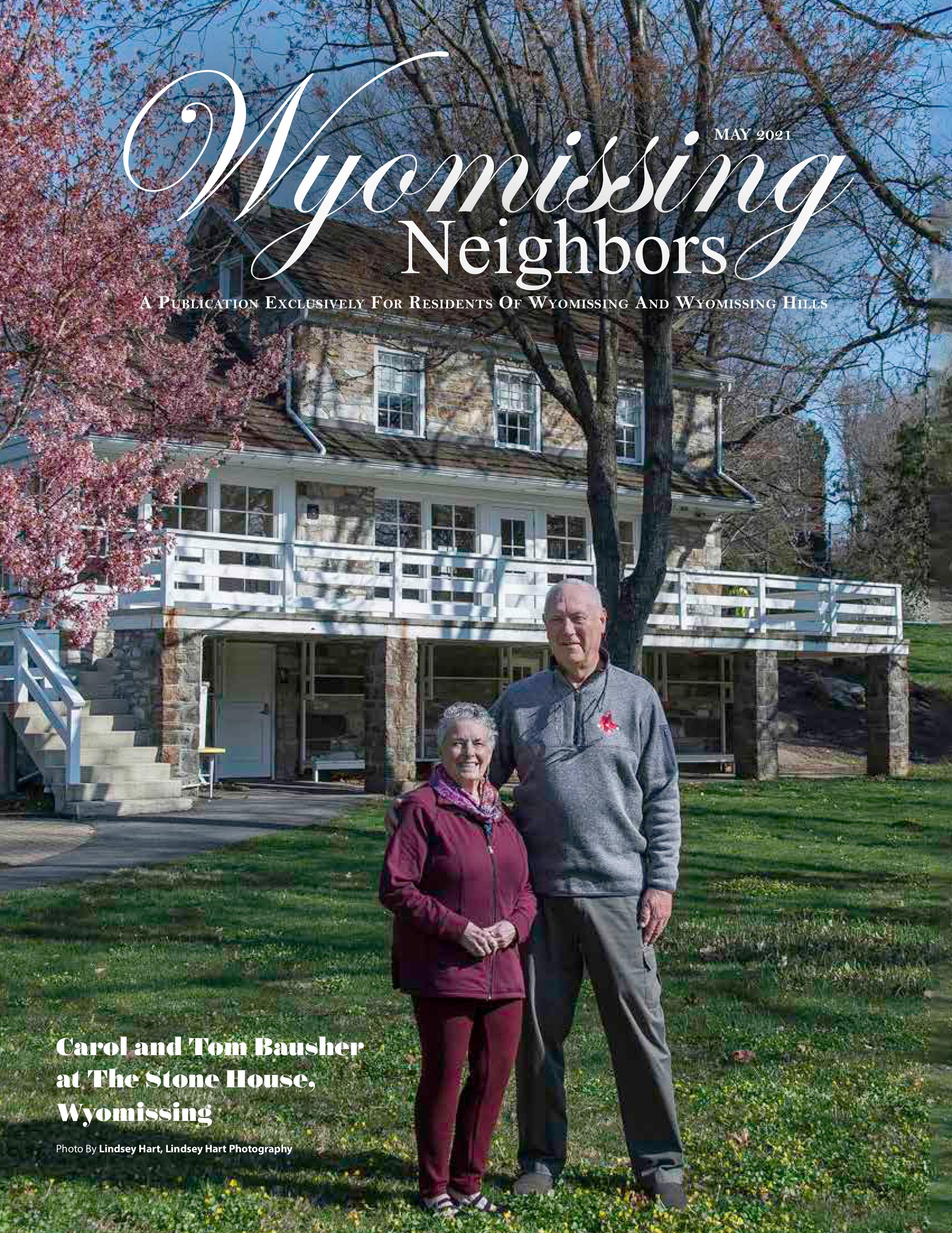 Wyomissing Neighbors 2021-05-01
