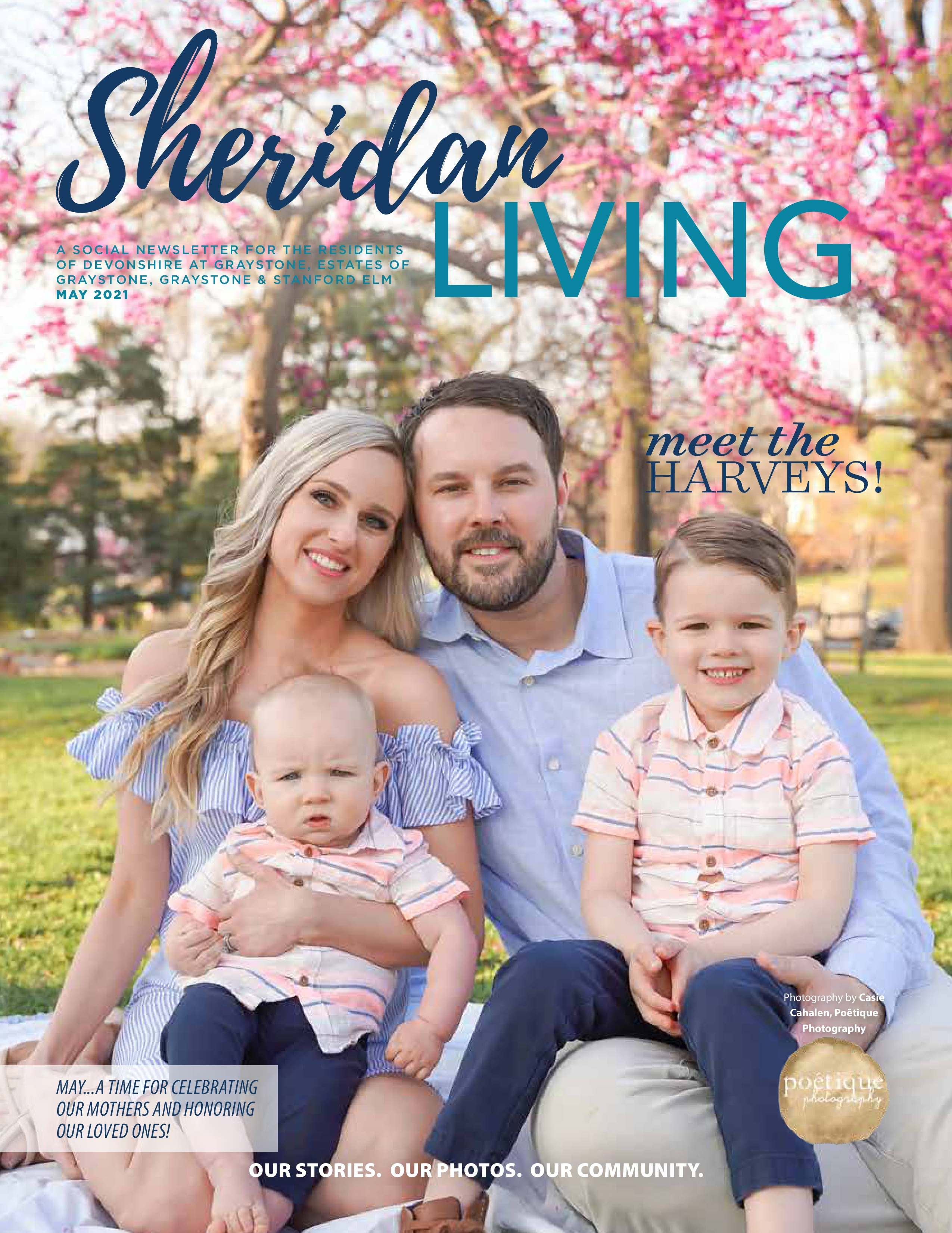Sheridan Living 2021-05-01