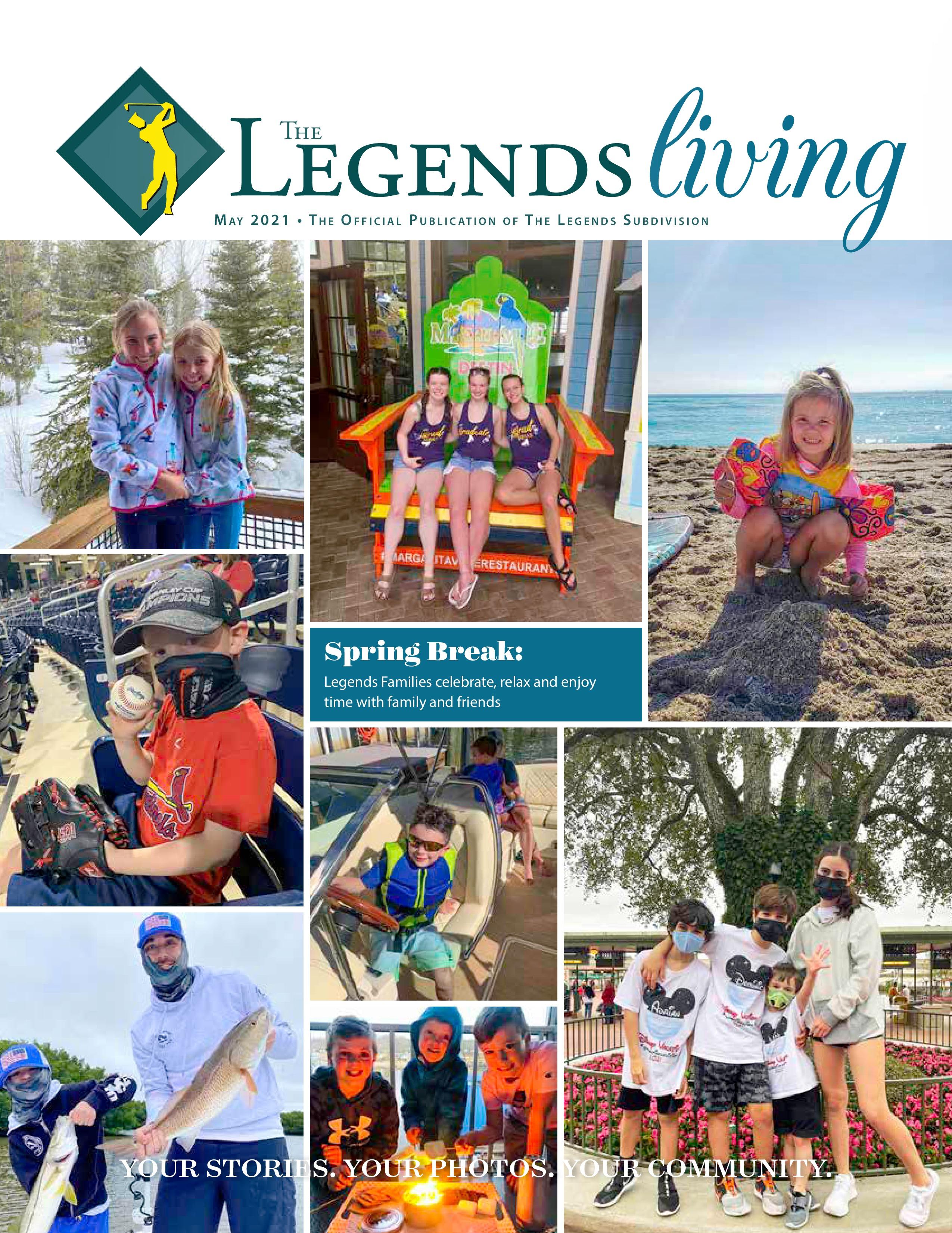 The Legends Living 2021-05-01