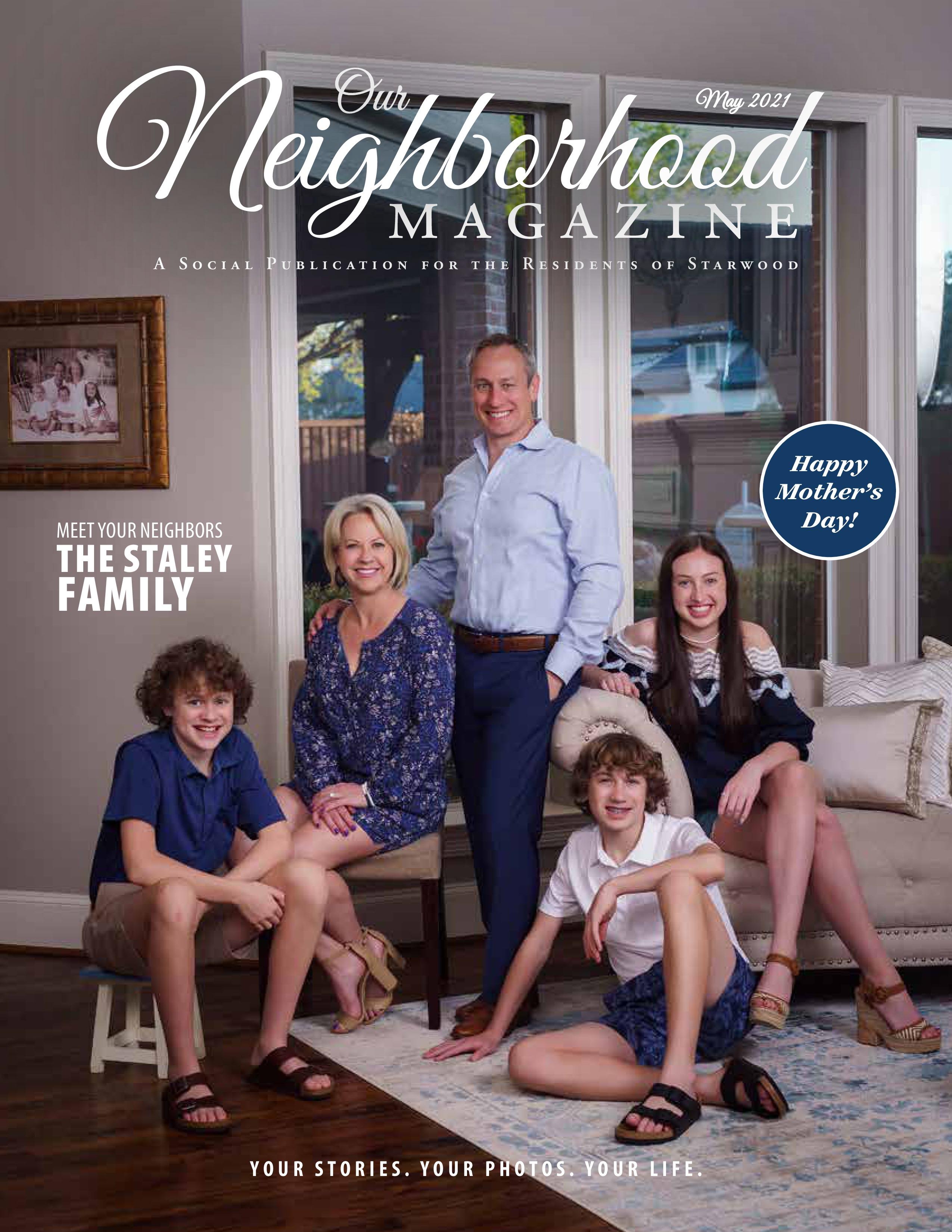 Our Neighborhood Magazine 2021-05-01