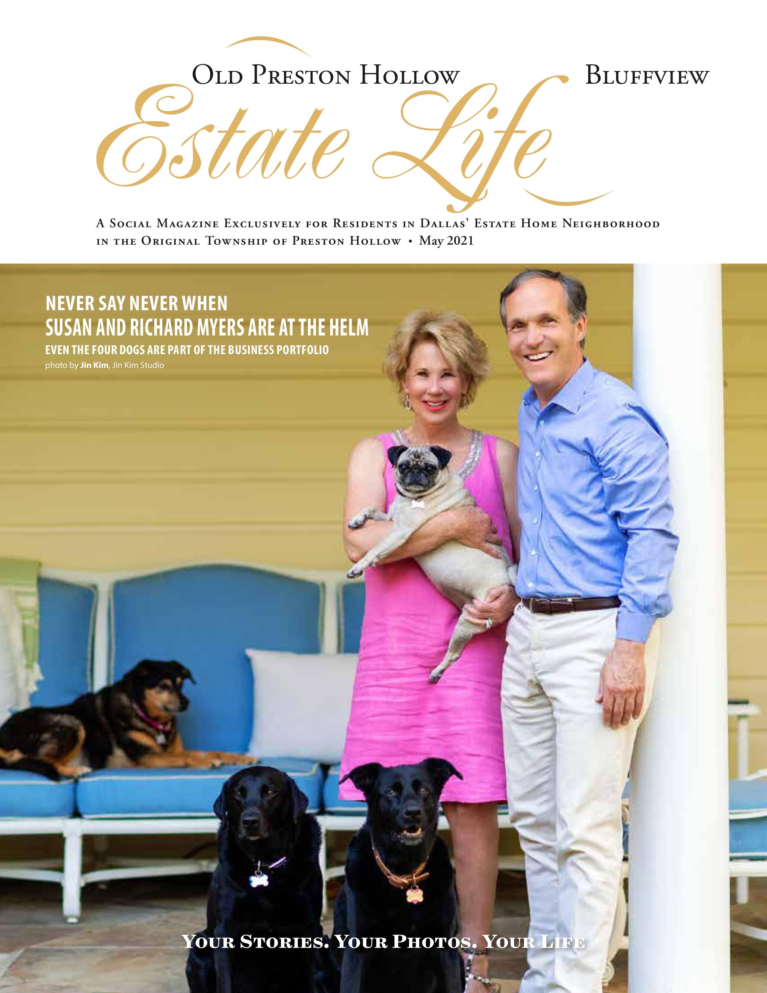 Old Preston Hollow Bluffview Estate Life 2021-05-01