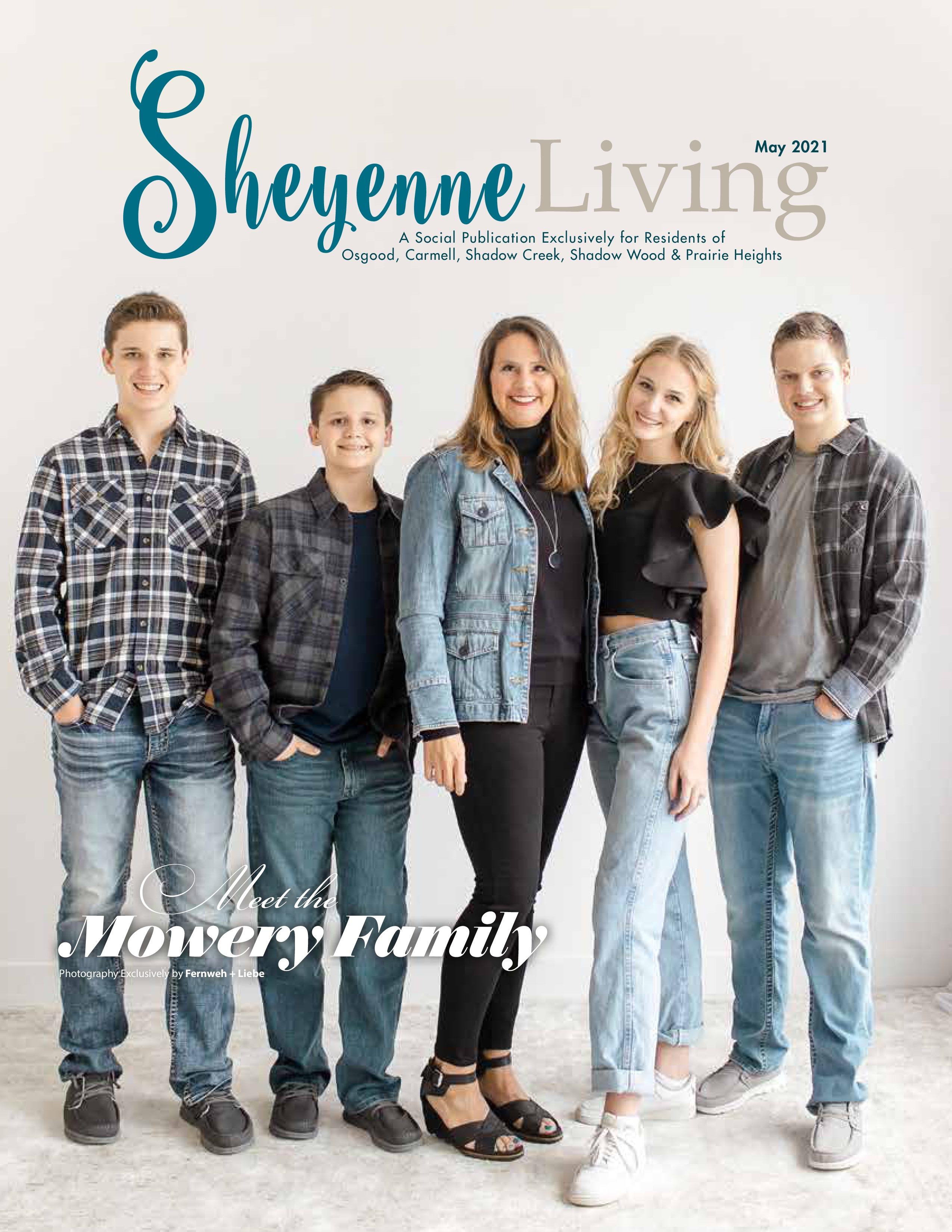 Sheyenne Living 2021-05-01