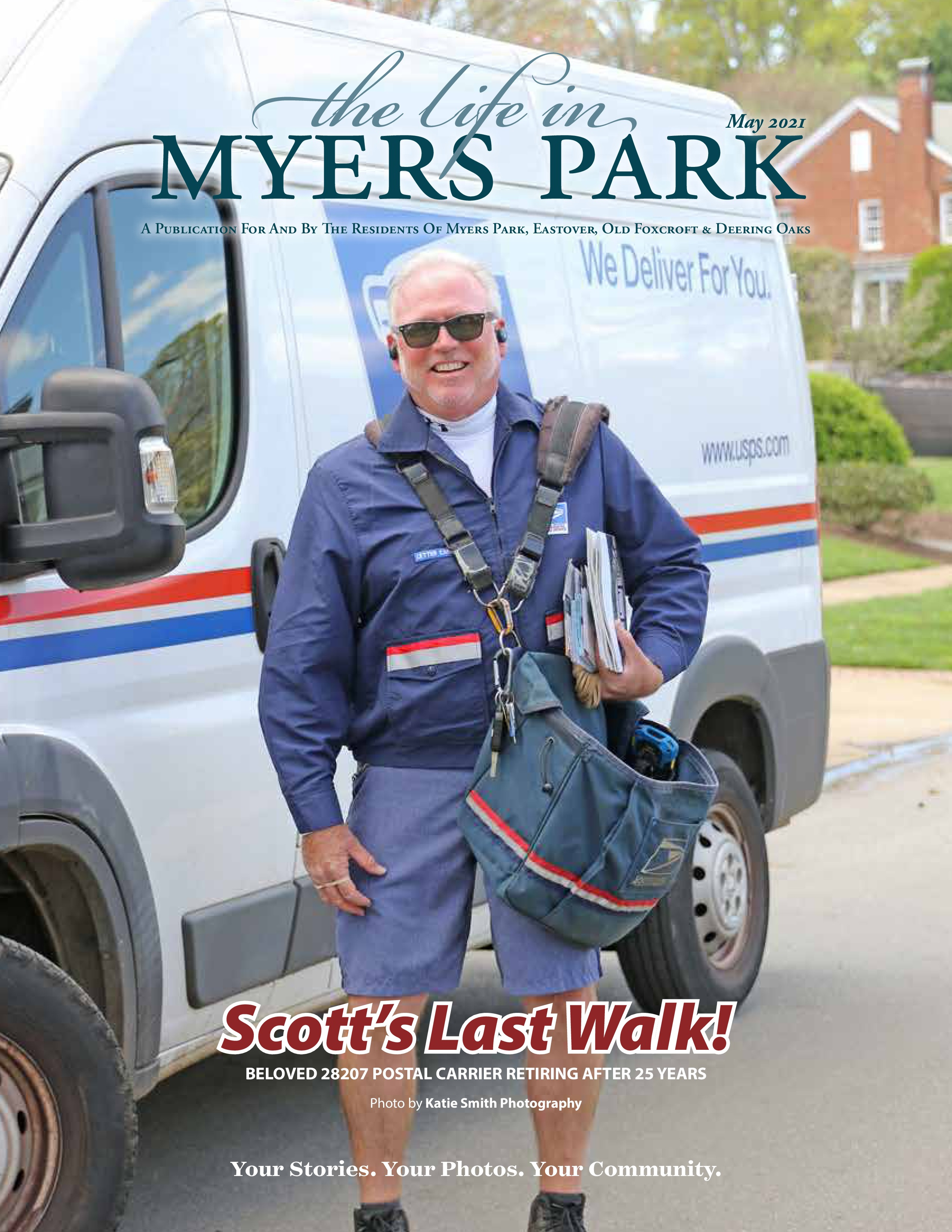 The Life in Myers Park 2021-05-01