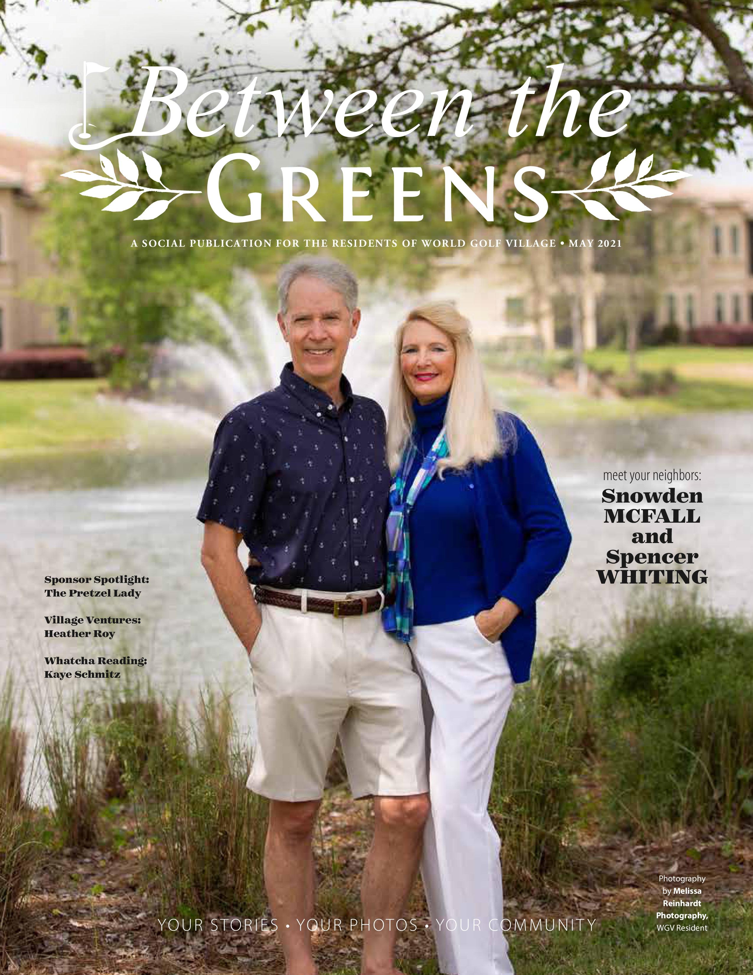 Between the Greens 2021-05-01