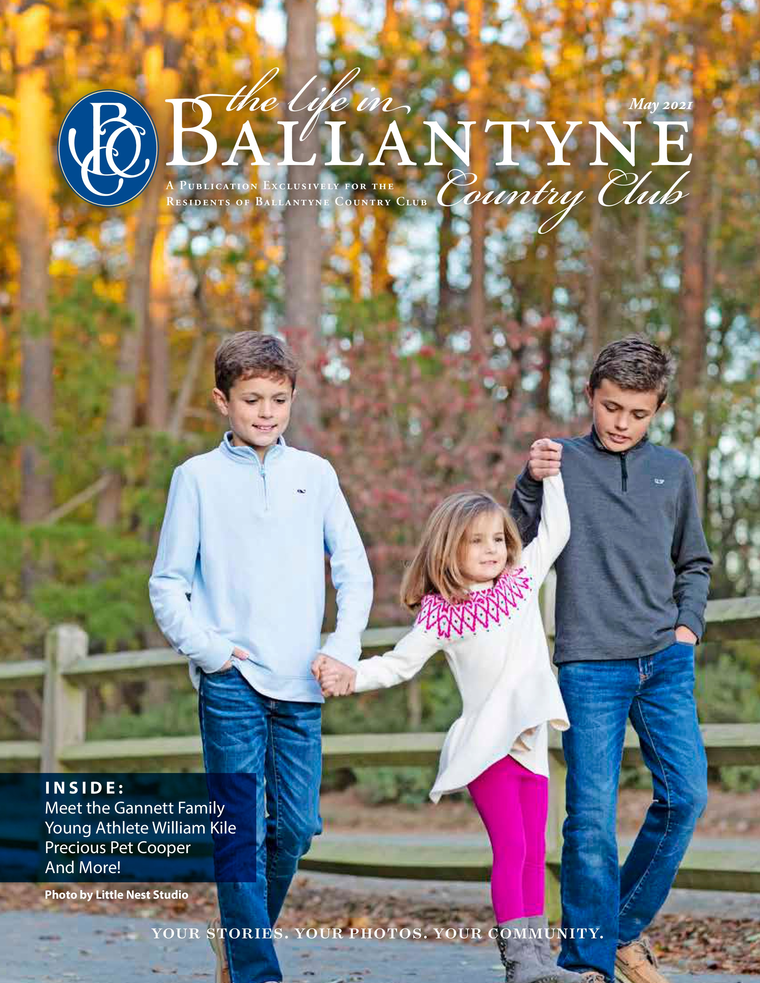 The Life in Ballantyne Country Club 2021-05-01