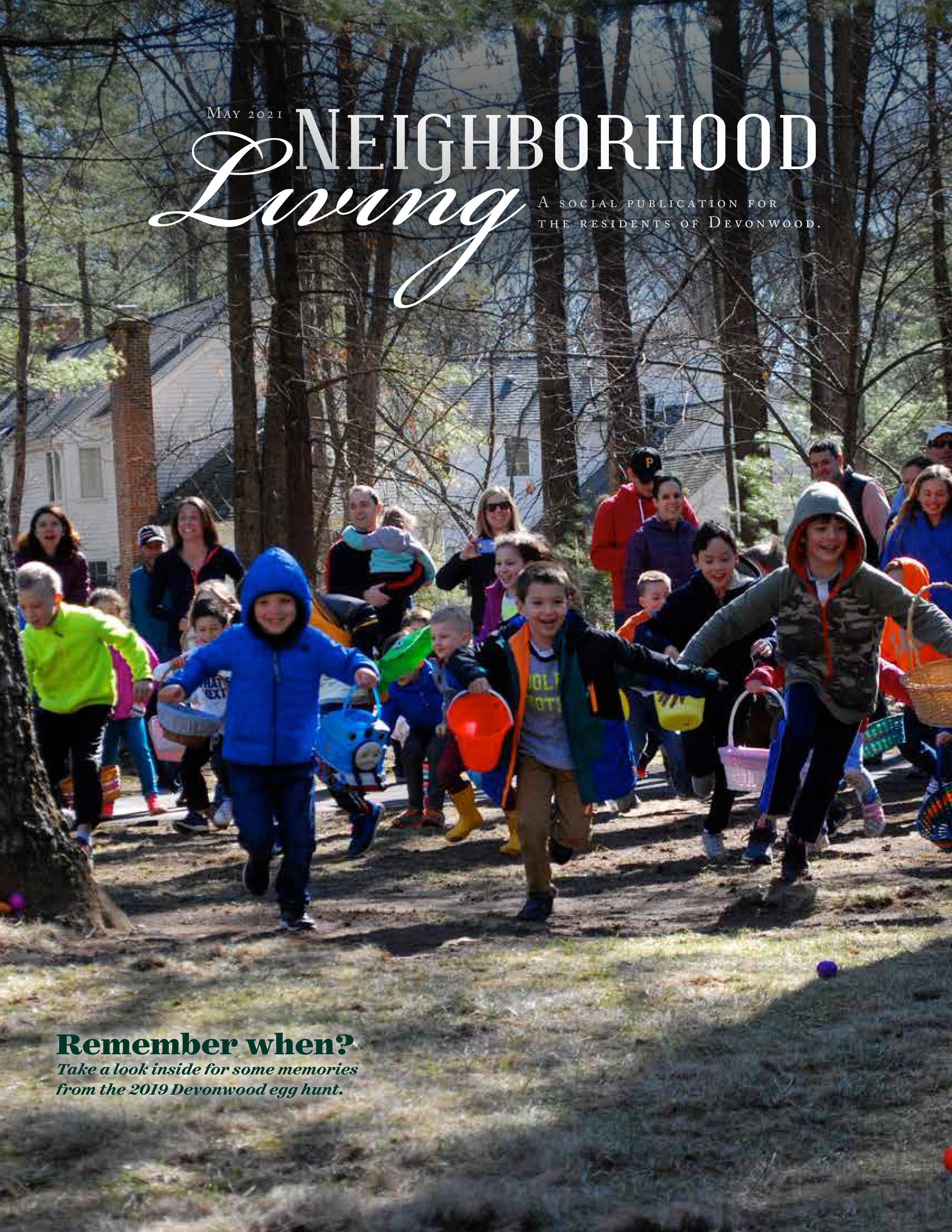 Neighborhood Living 2021-05-01