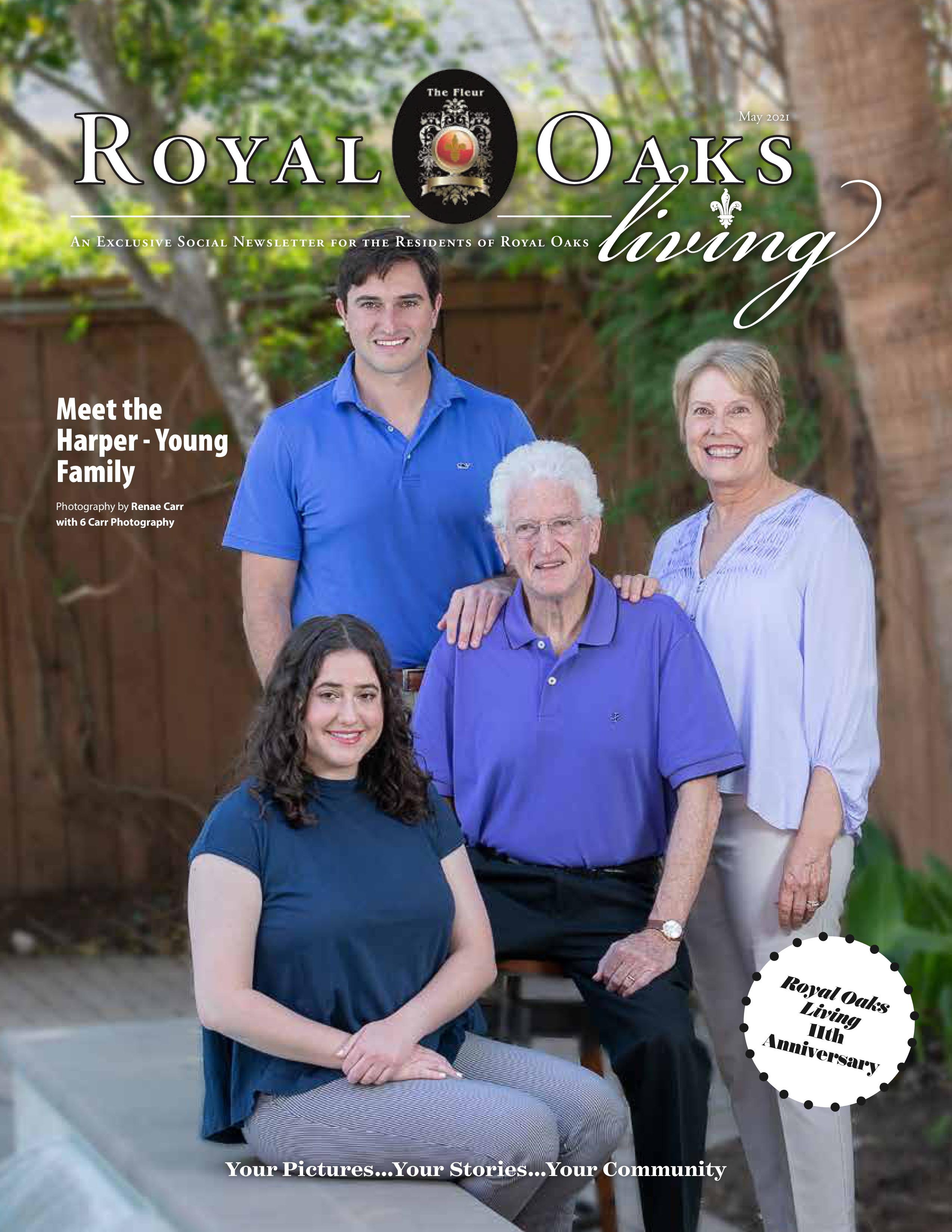 Royal Oaks Living 2021-05-01