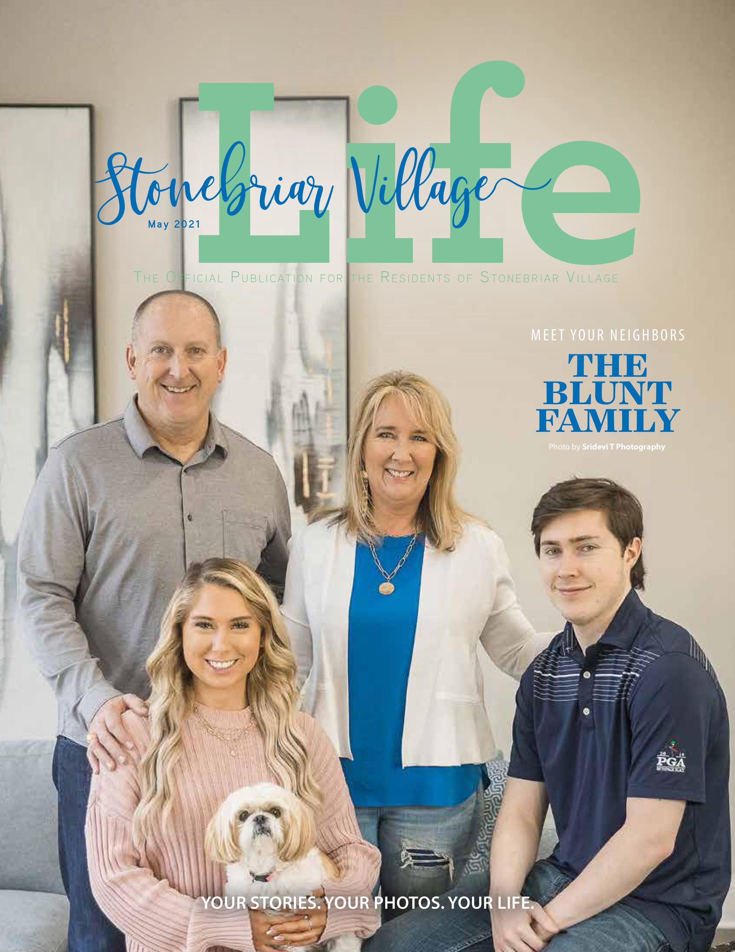 Stonebriar Village Life 2021-05-01