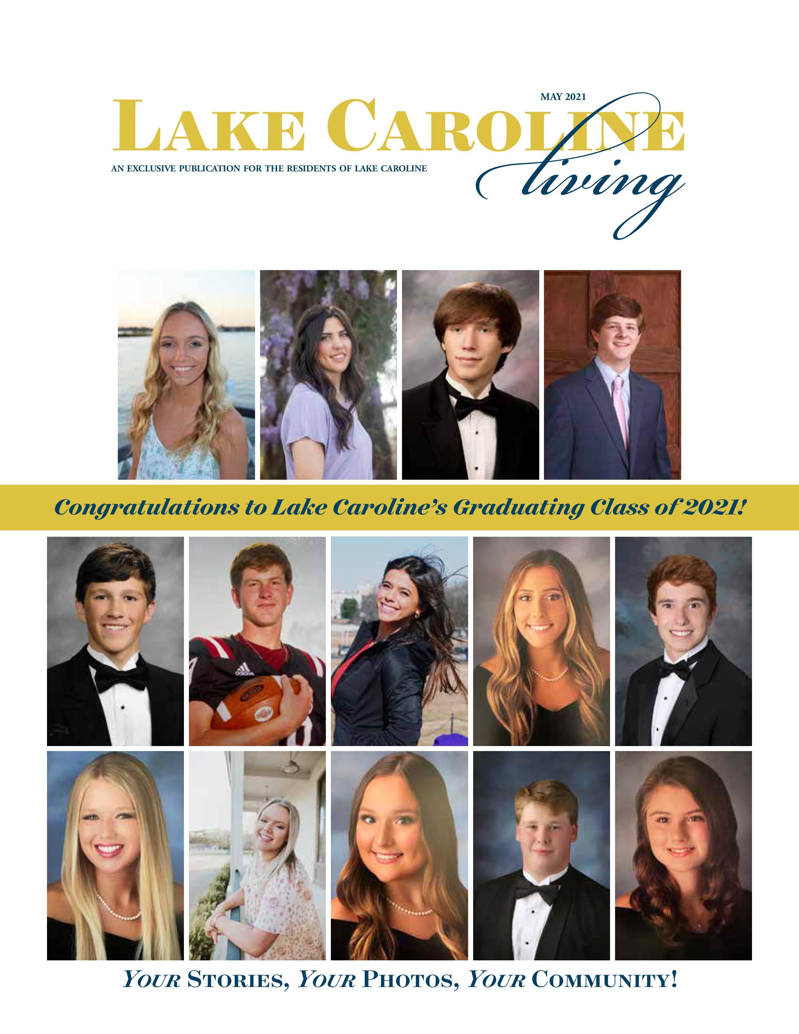 Lake Caroline Living 2021-05-01