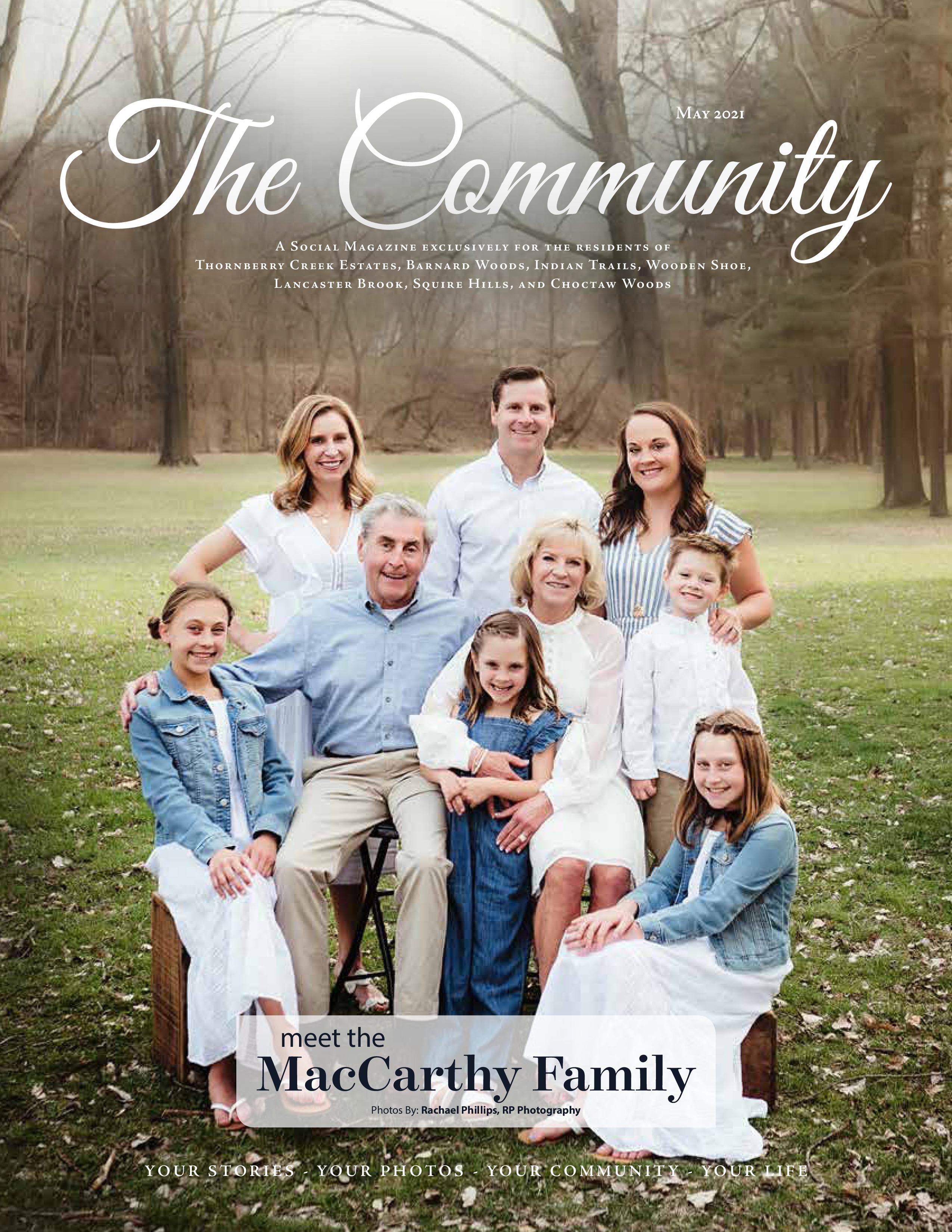 The Community 2021-05-01