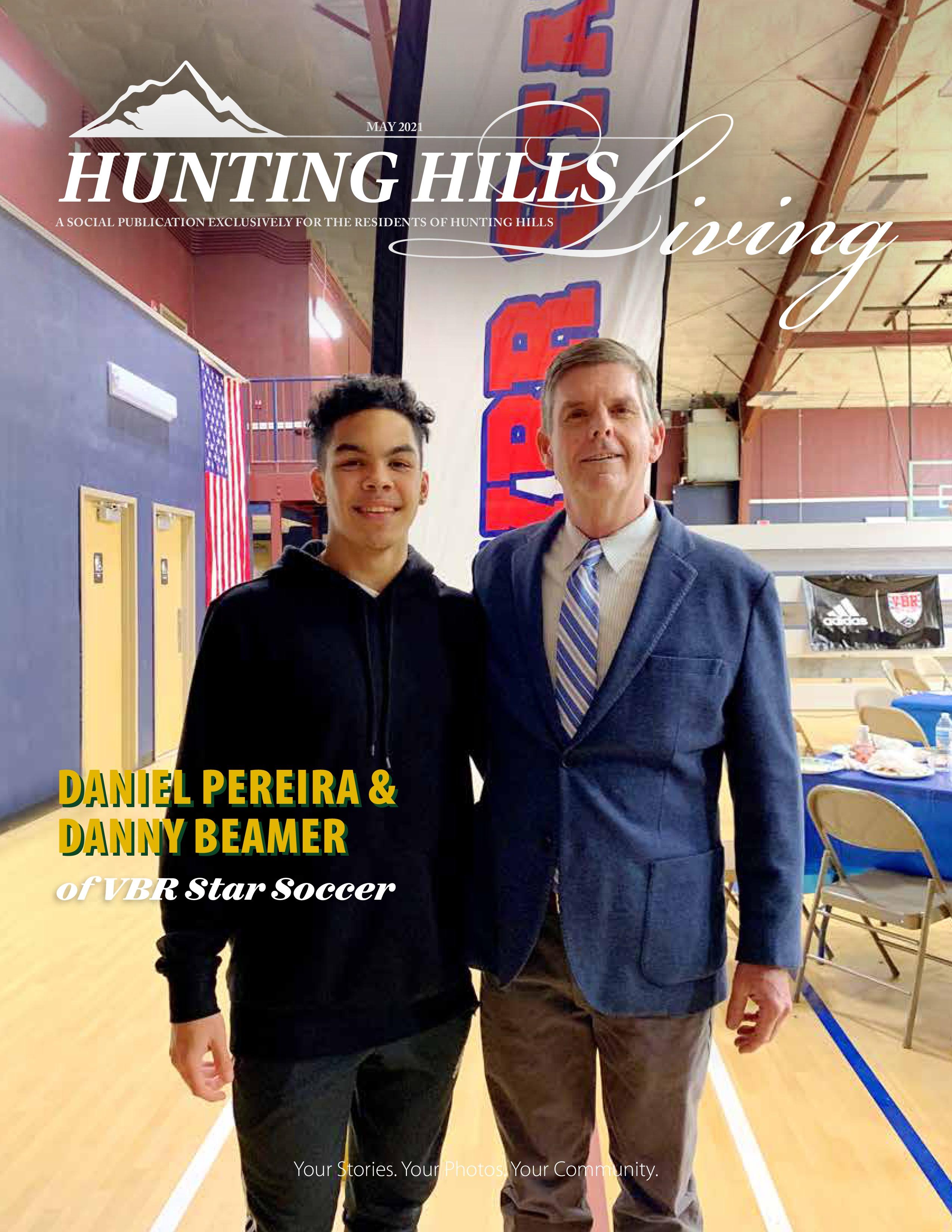 Hunting Hills Living 2021-05-01
