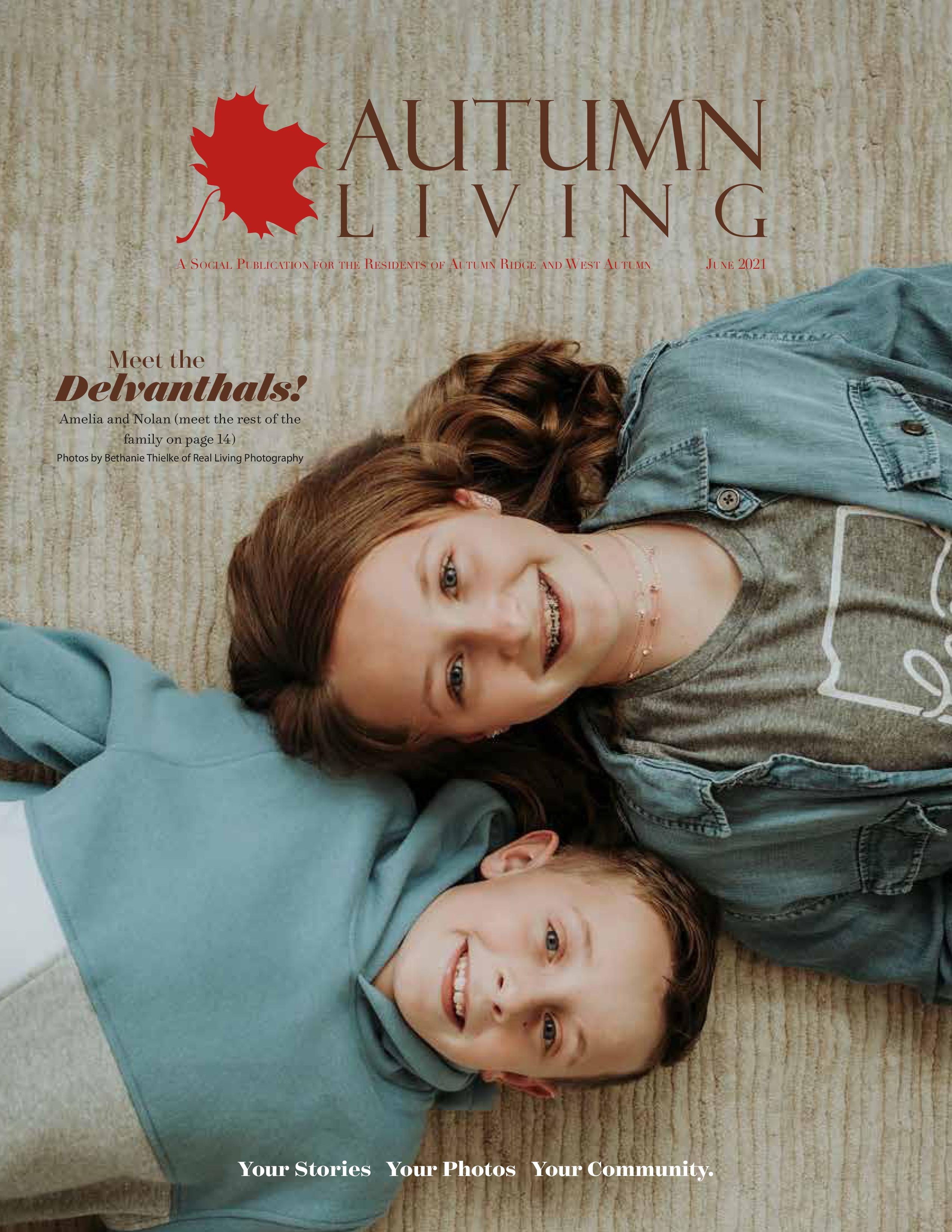 Autumn Living 2021-06-01