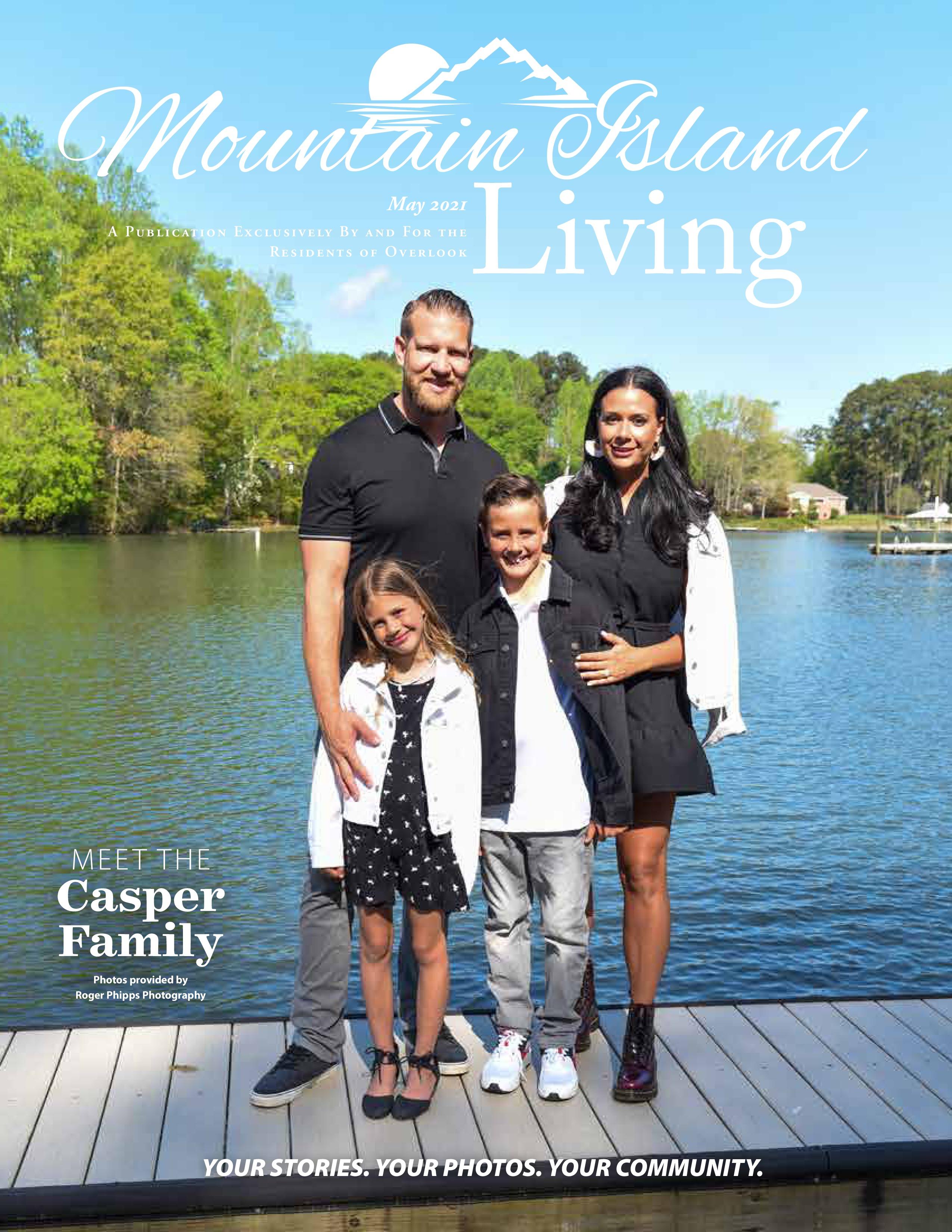 Mountain Island Living 2021-05-01
