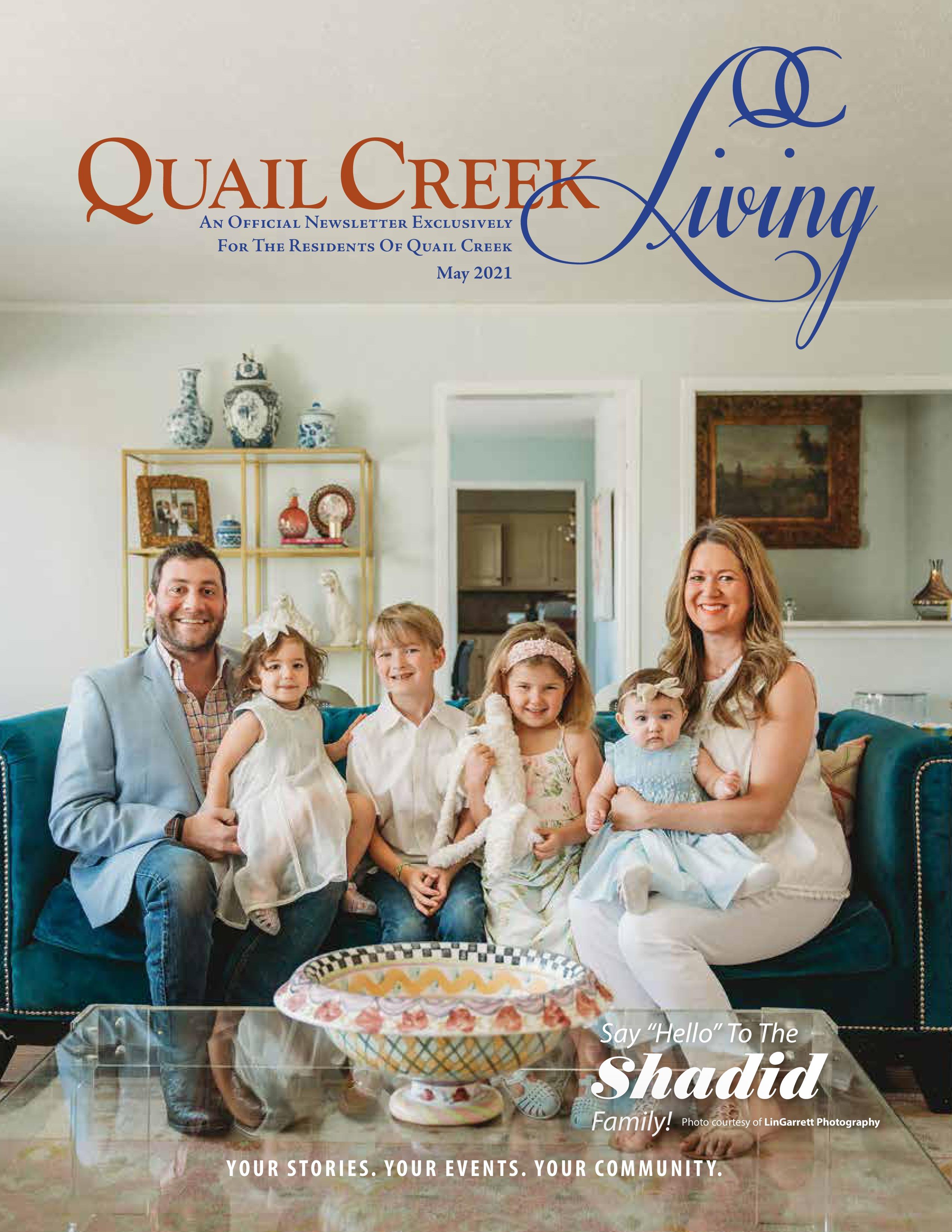 Quail Creek Living 2021-05-01