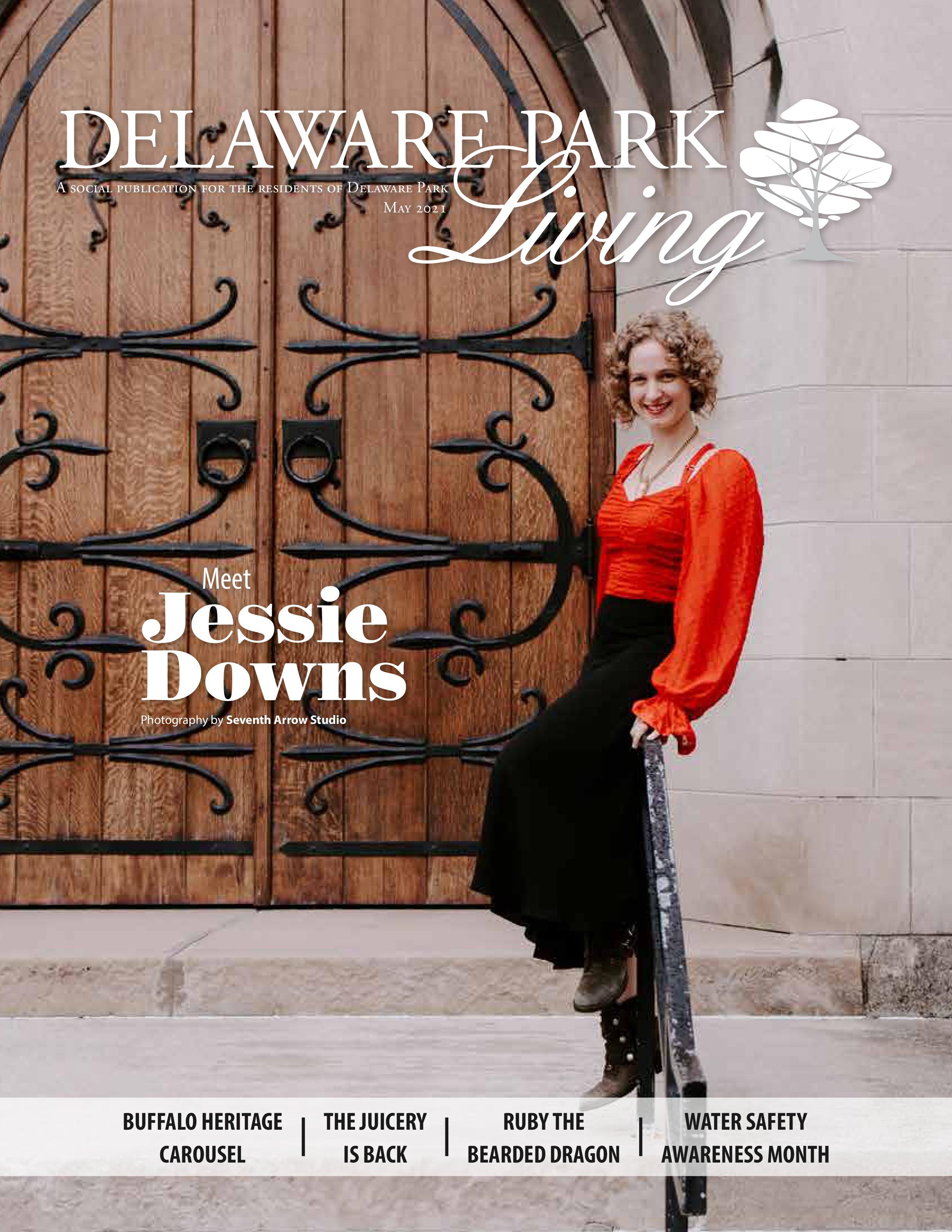 Delaware Park Living 2021-05-01