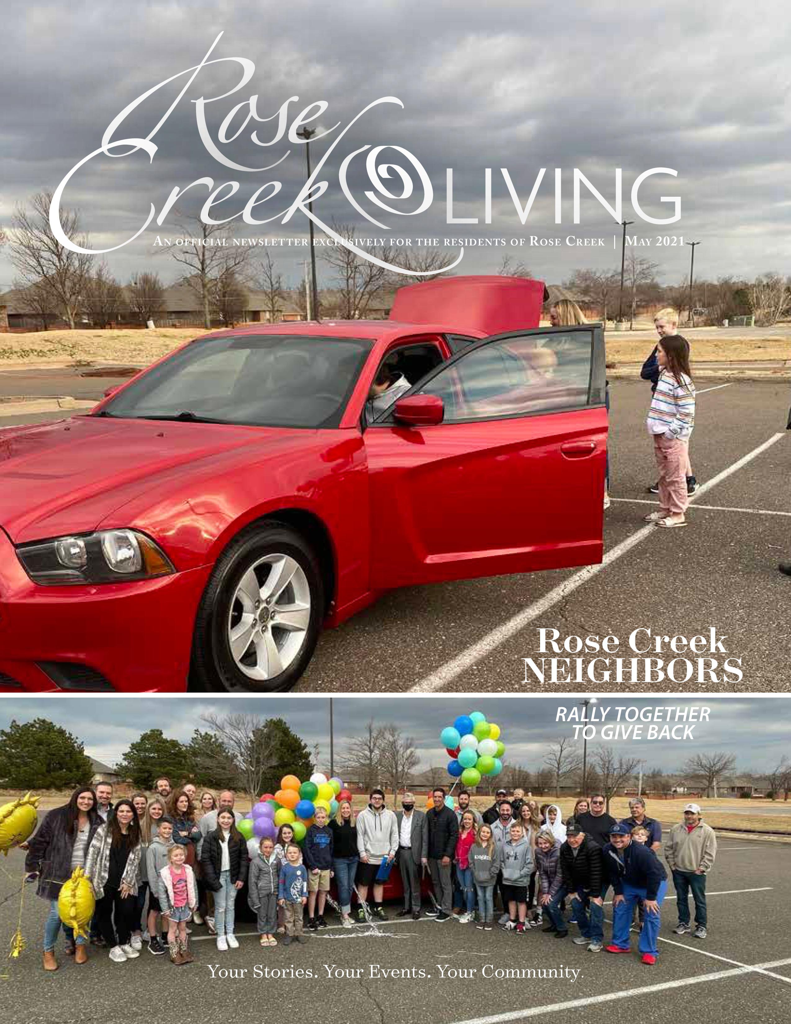 Rose Creek Living 2021-05-01