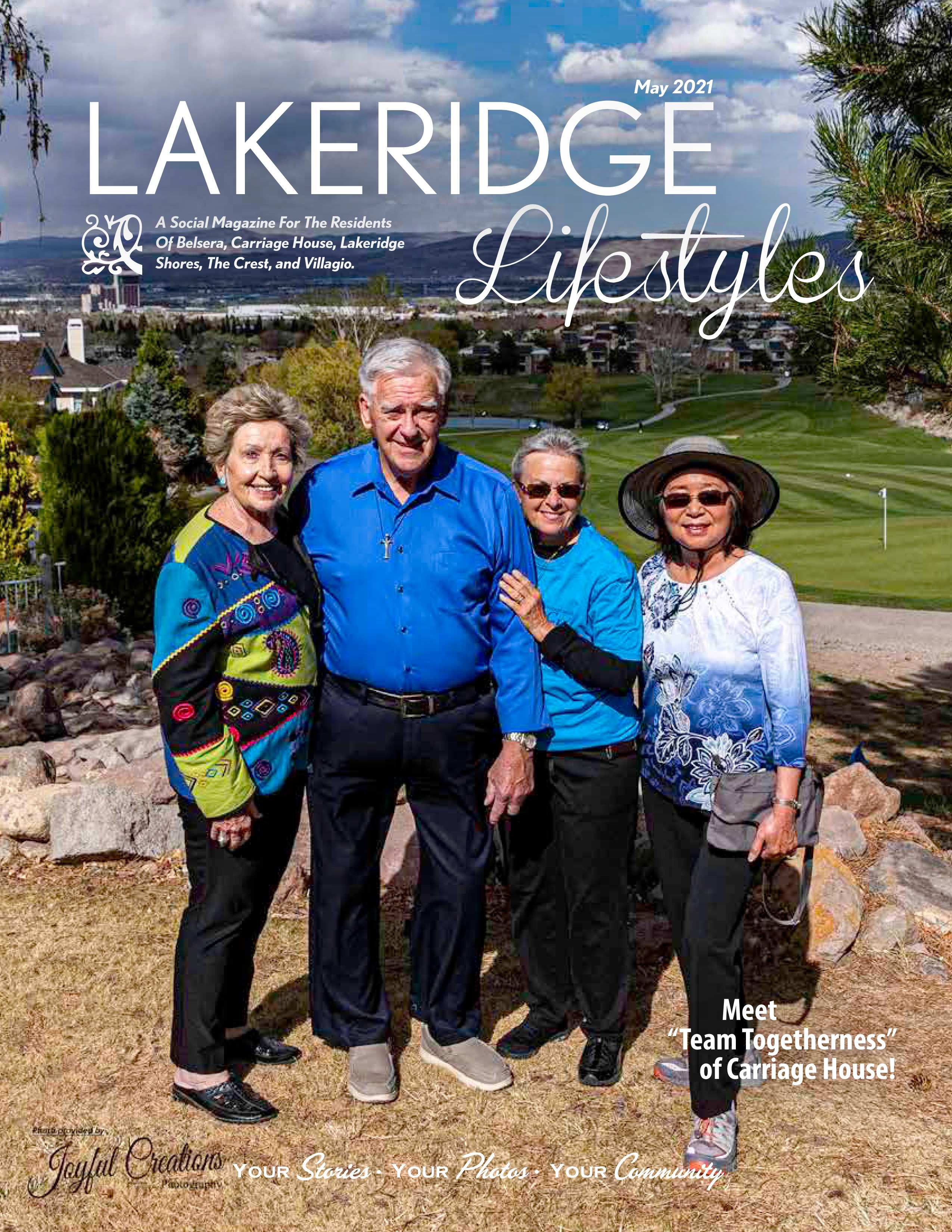 Lakeridge Lifestyles 2021-05-01