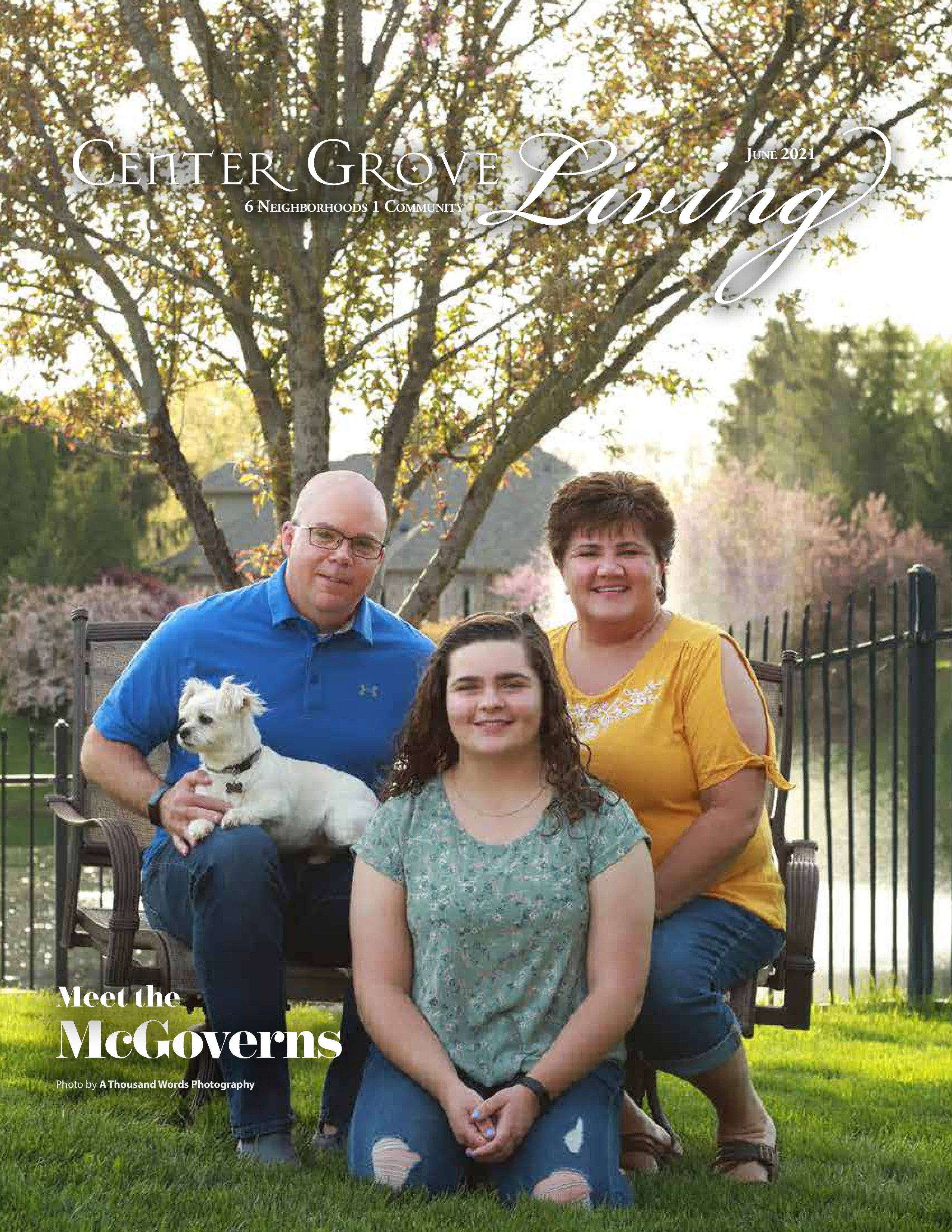 Center Grove Living 2021-06-01