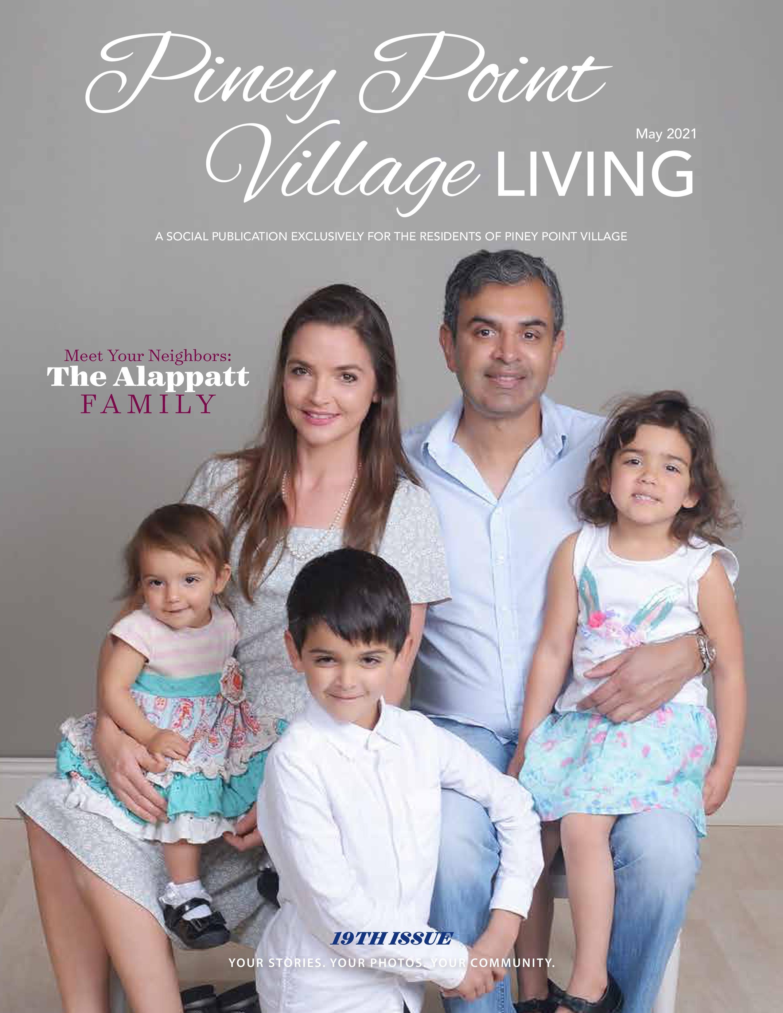 Piney Point Village Living 2021-05-01