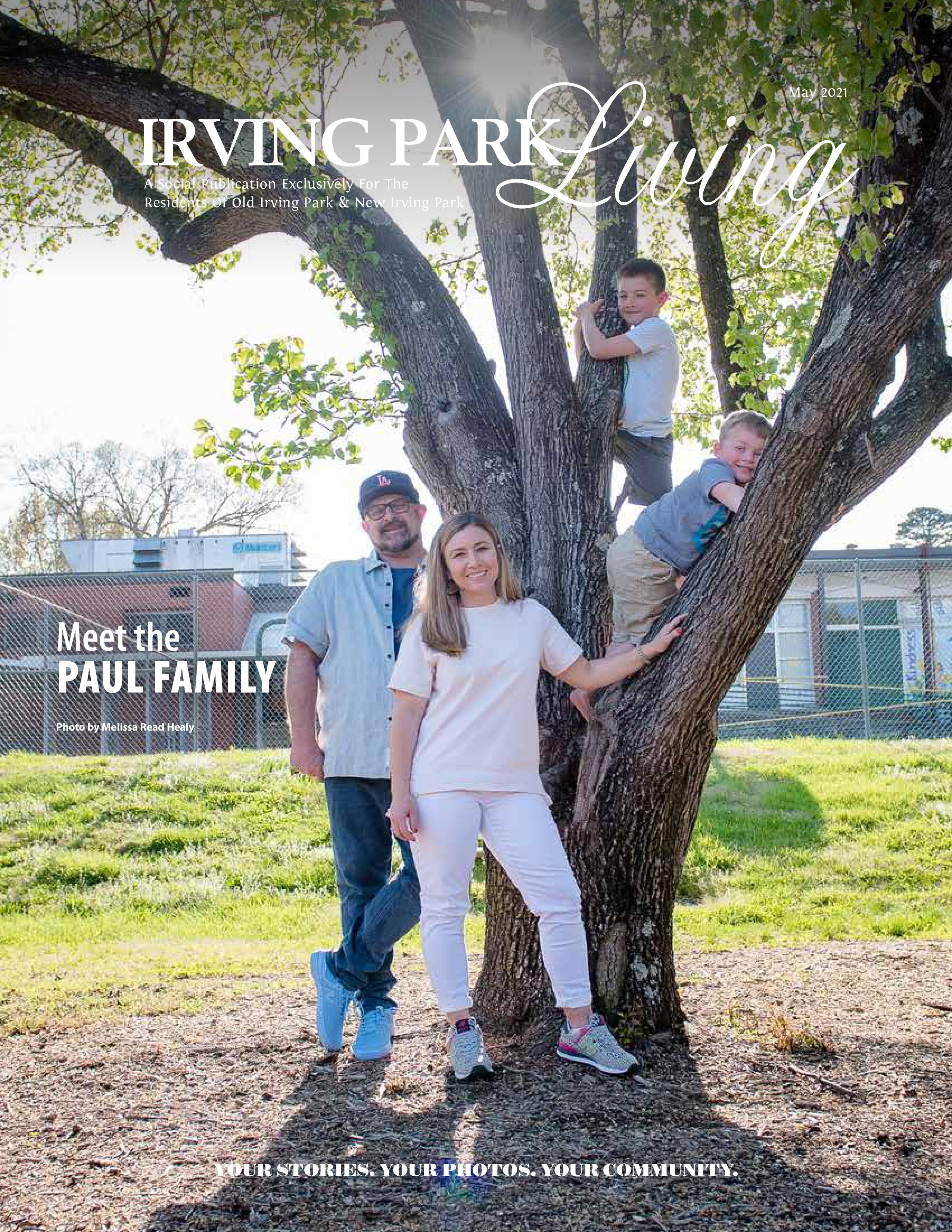 Irving Park Living 2021-05-01
