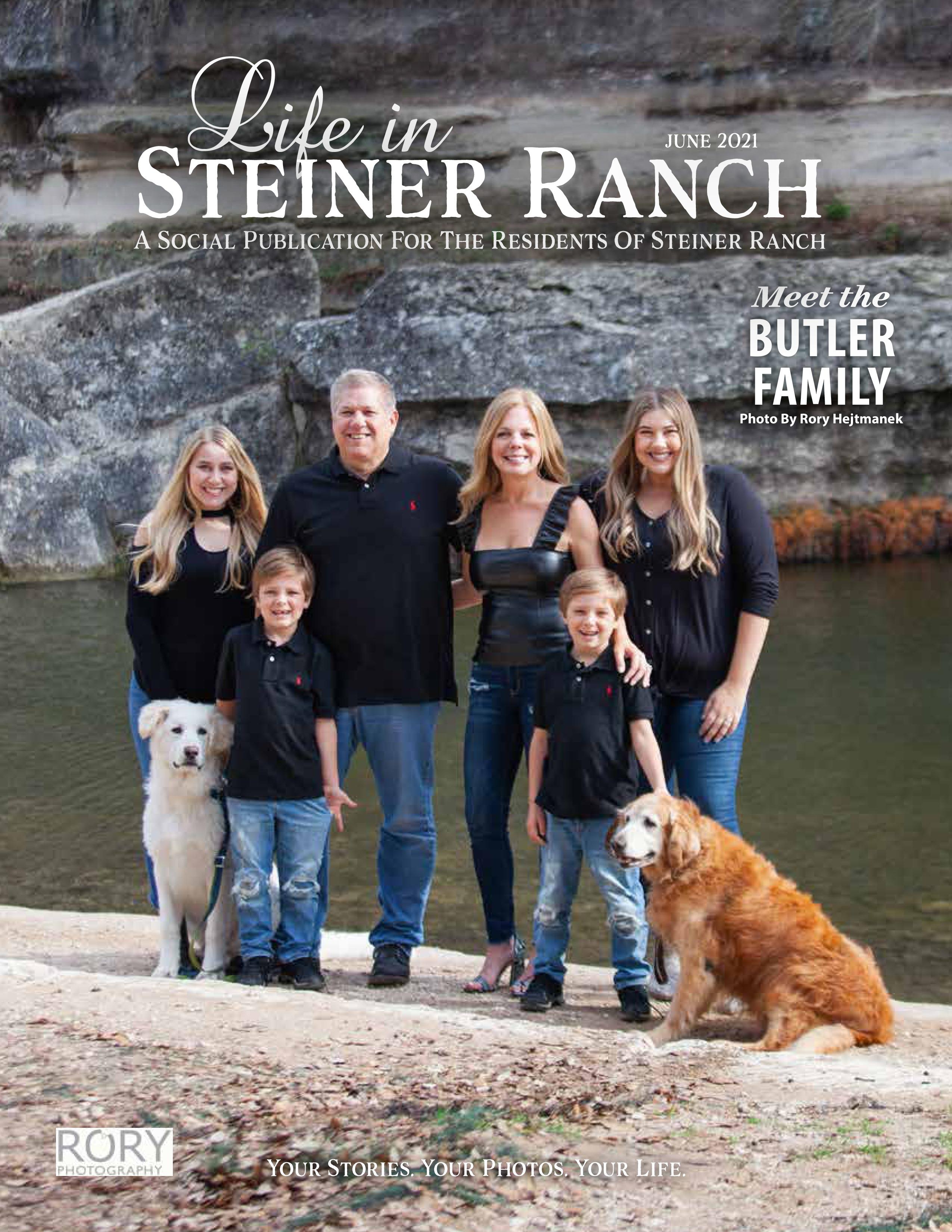 Life in Steiner Ranch 2021-06-01