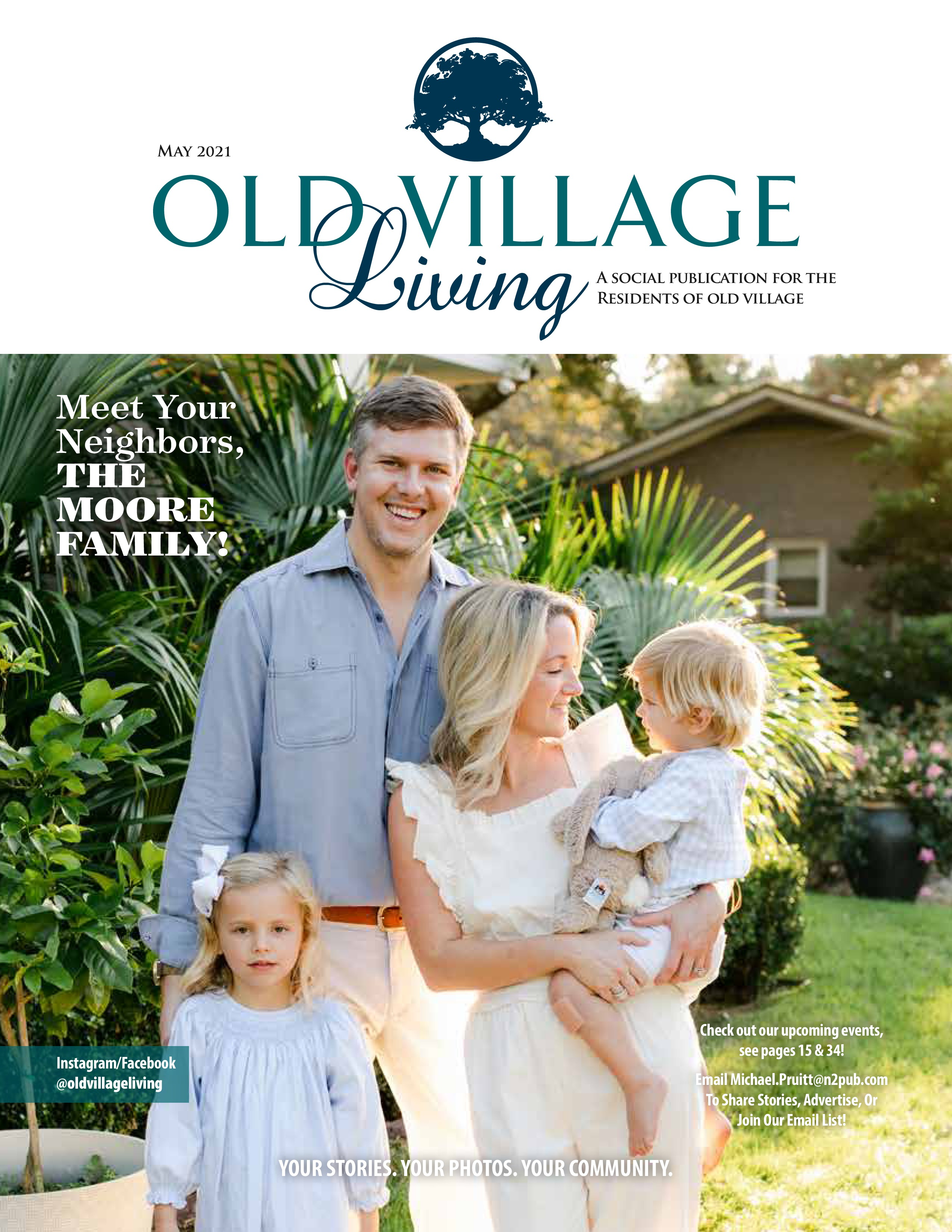 Old Village Living 2021-05-01
