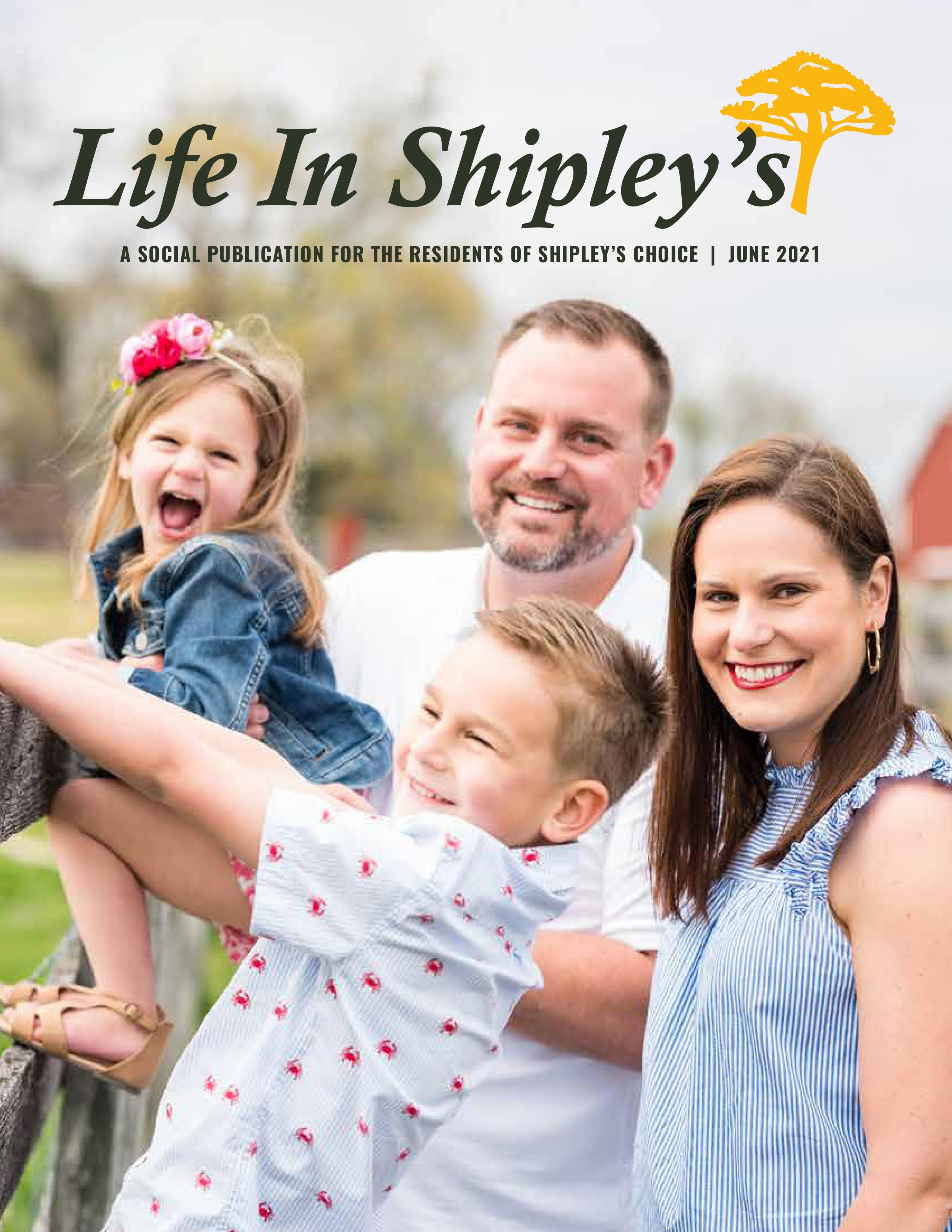 Life in Shipley's 2021-06-01
