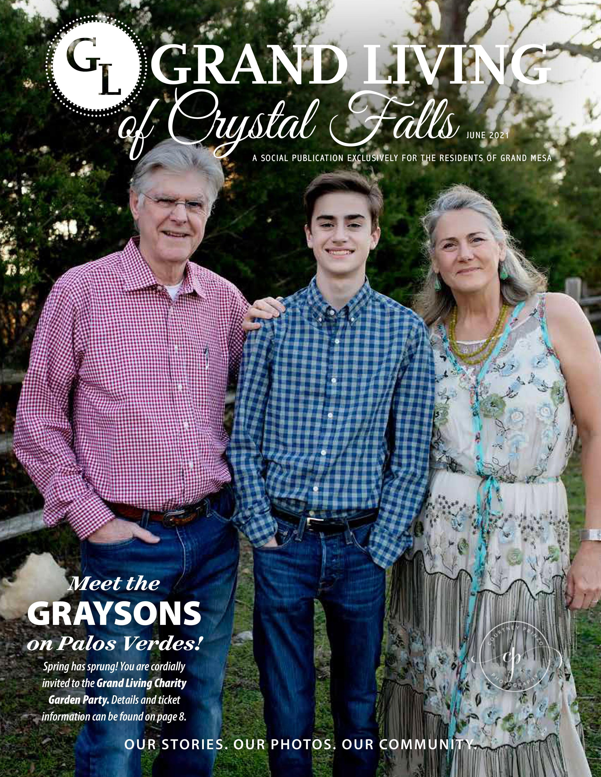 Grand Living of Crystal Falls 2021-06-01