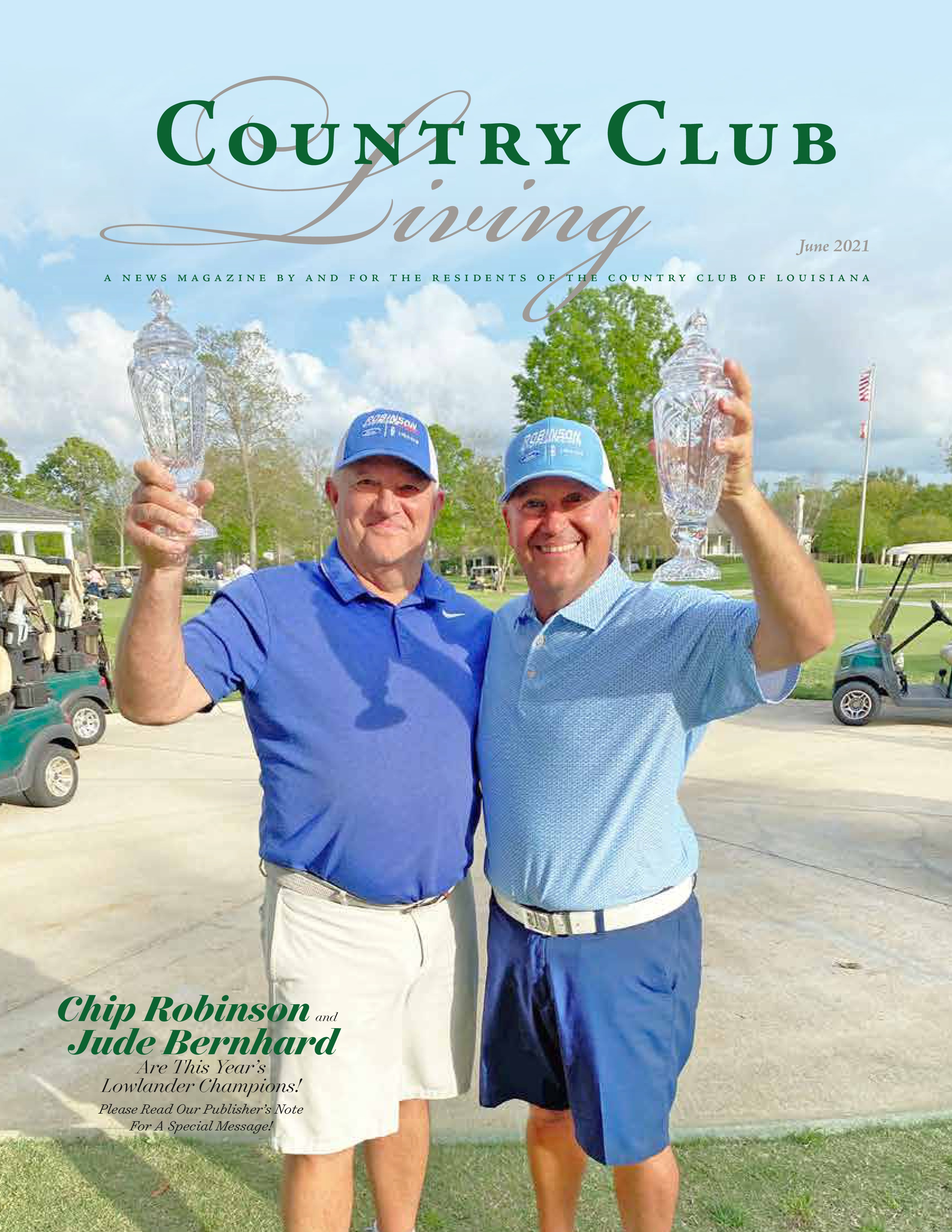 Country Club Living 2021-06-01